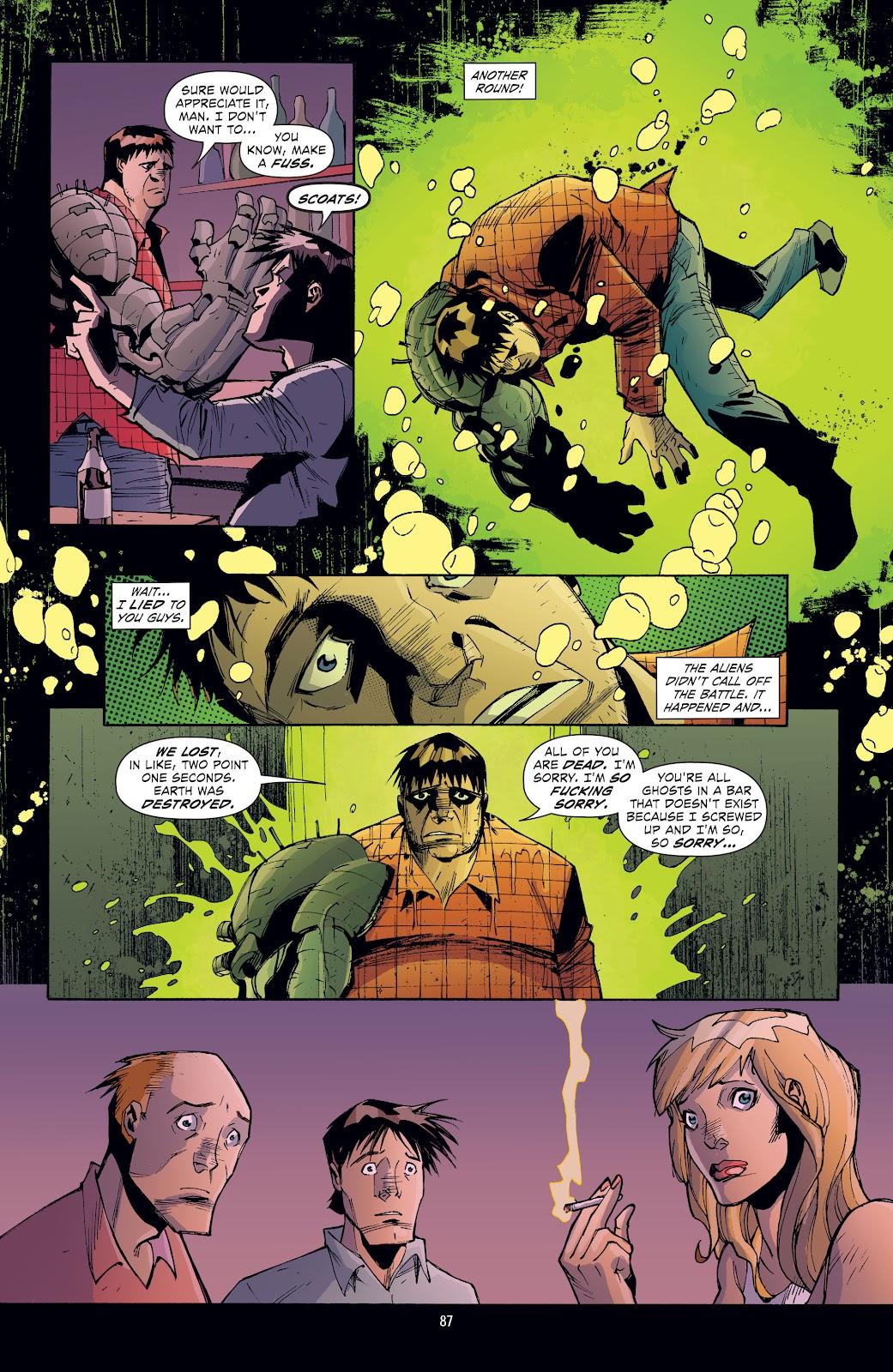 Read online Strange Adventures (2014) comic -  Issue # TPB (Part 1) - 84