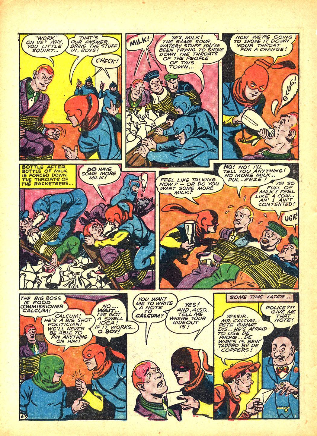 Read online Sensation (Mystery) Comics comic -  Issue #5 - 52