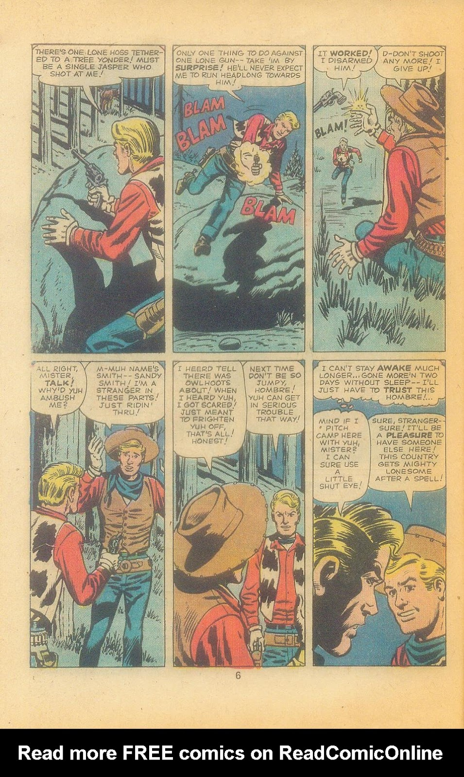 Kid Colt Outlaw issue 197 - Page 8