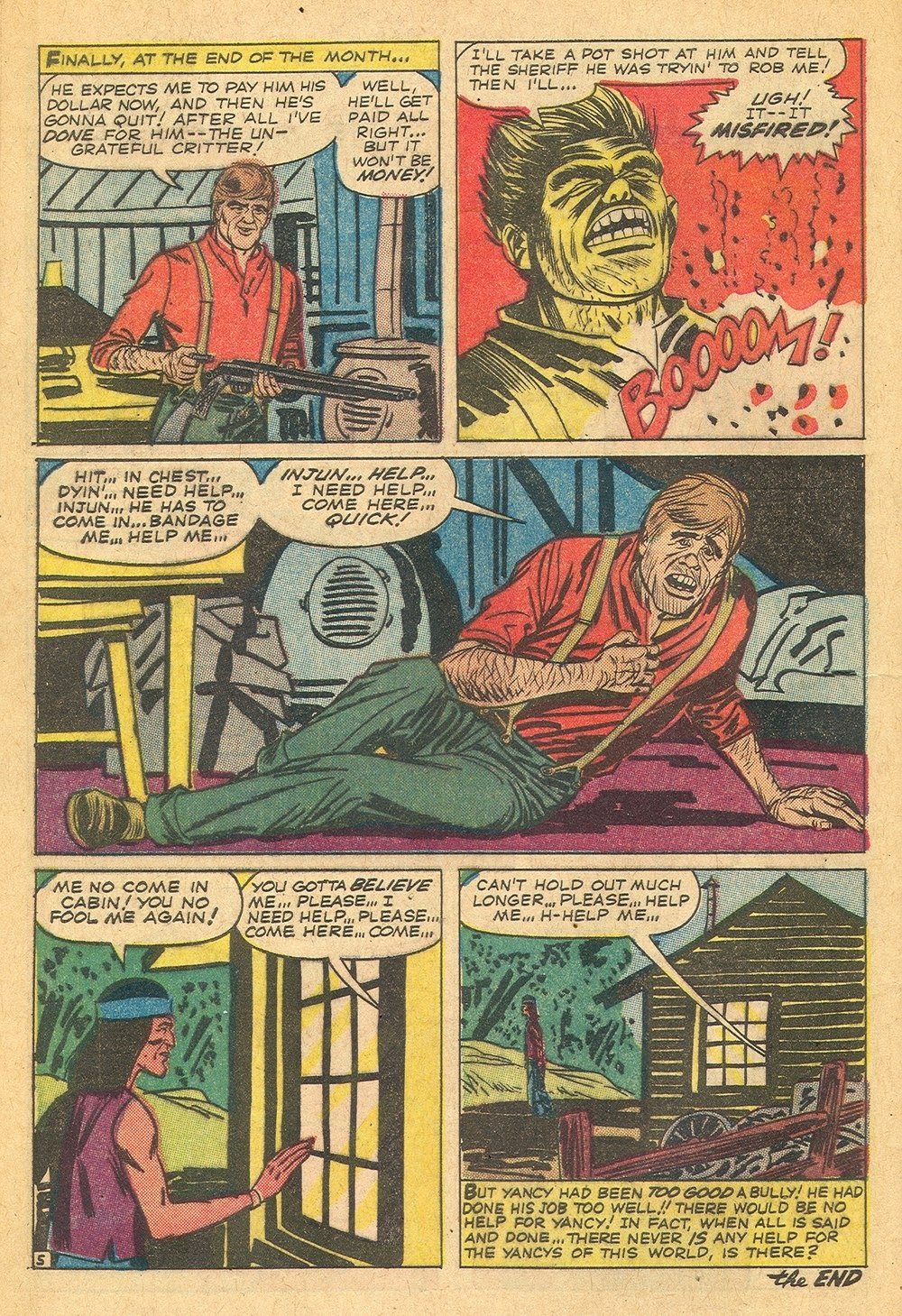 Kid Colt Outlaw issue 115 - Page 32