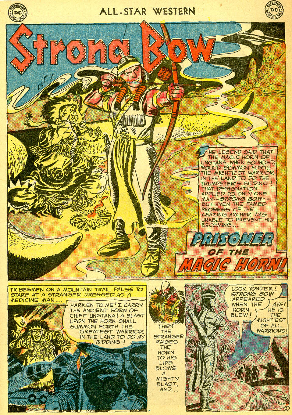 All-Star Western (1951) issue 81 - Page 11