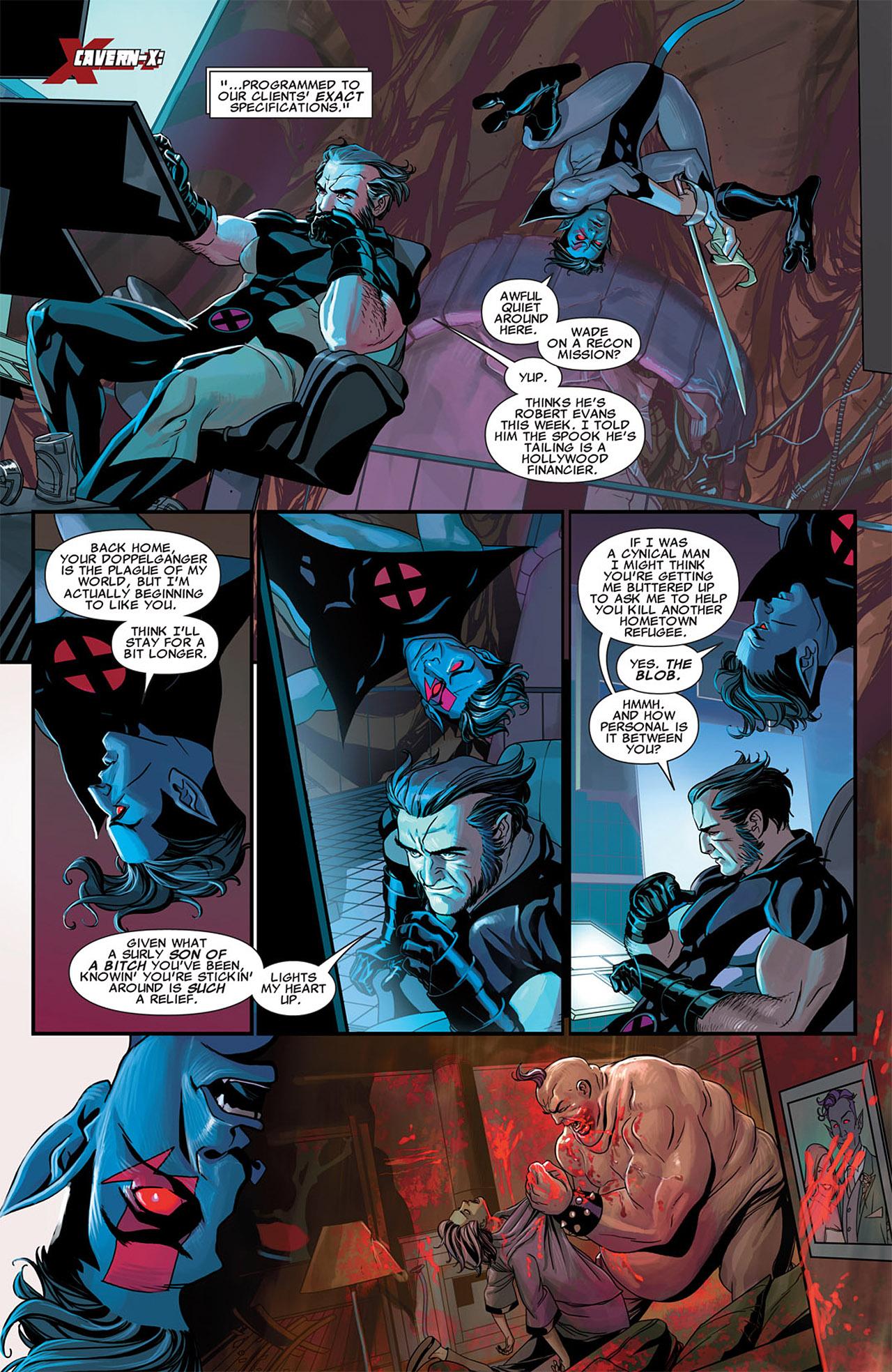 Uncanny X-Force (2010) #25 #27 - English 10