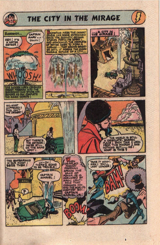 Read online Shazam! (1973) comic -  Issue #21 - 25