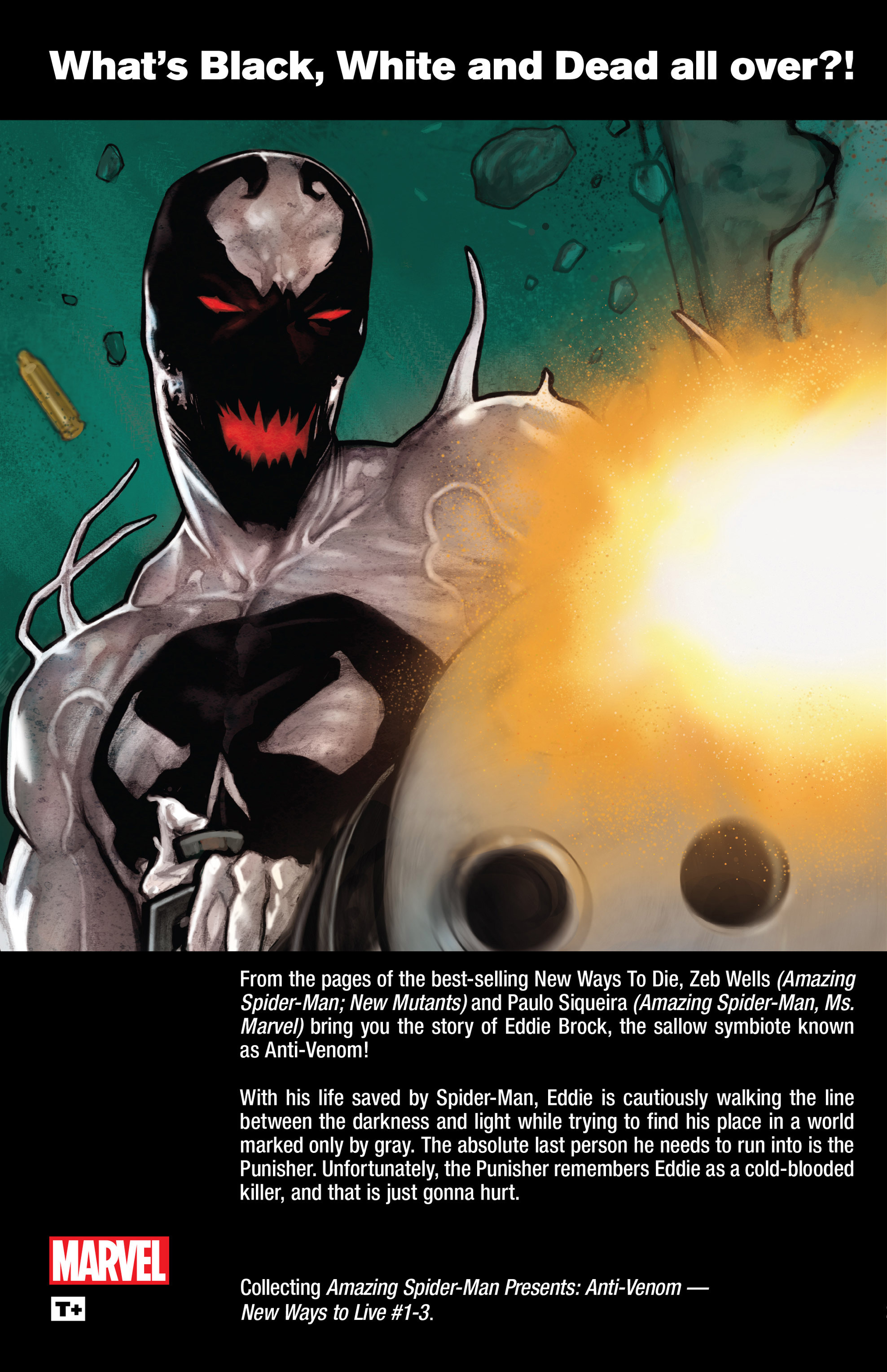 Read online Amazing Spider-Man Presents: Anti-Venom - New Ways To Live comic -  Issue # _TPB - 74