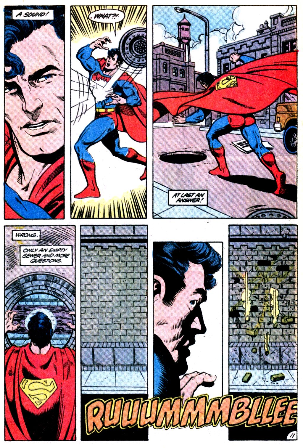 Read online Adventures of Superman (1987) comic -  Issue #Adventures of Superman (1987) _Annual 1 - 12