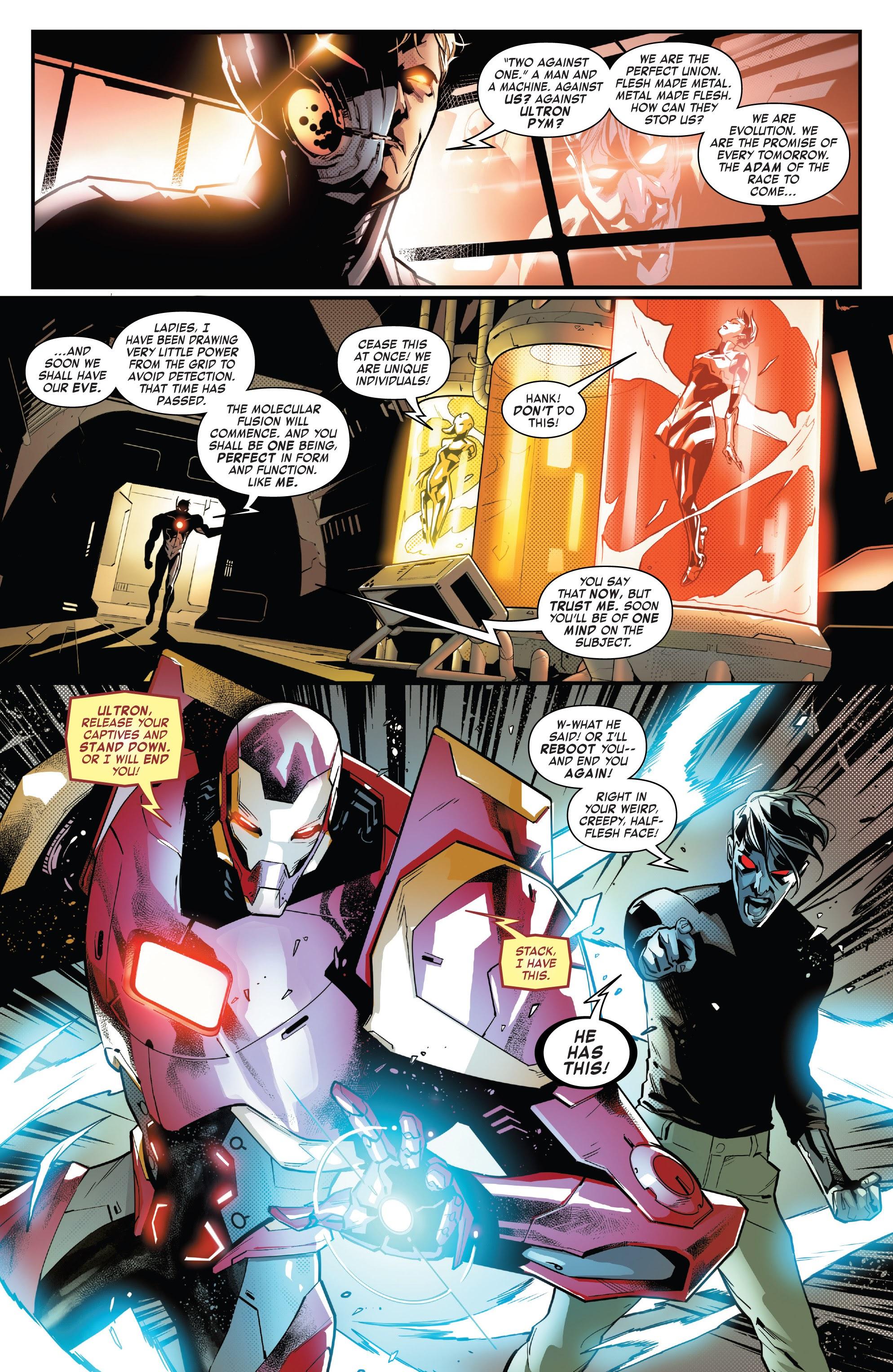 Read online Tony Stark: Iron Man comic -  Issue #16 - 15
