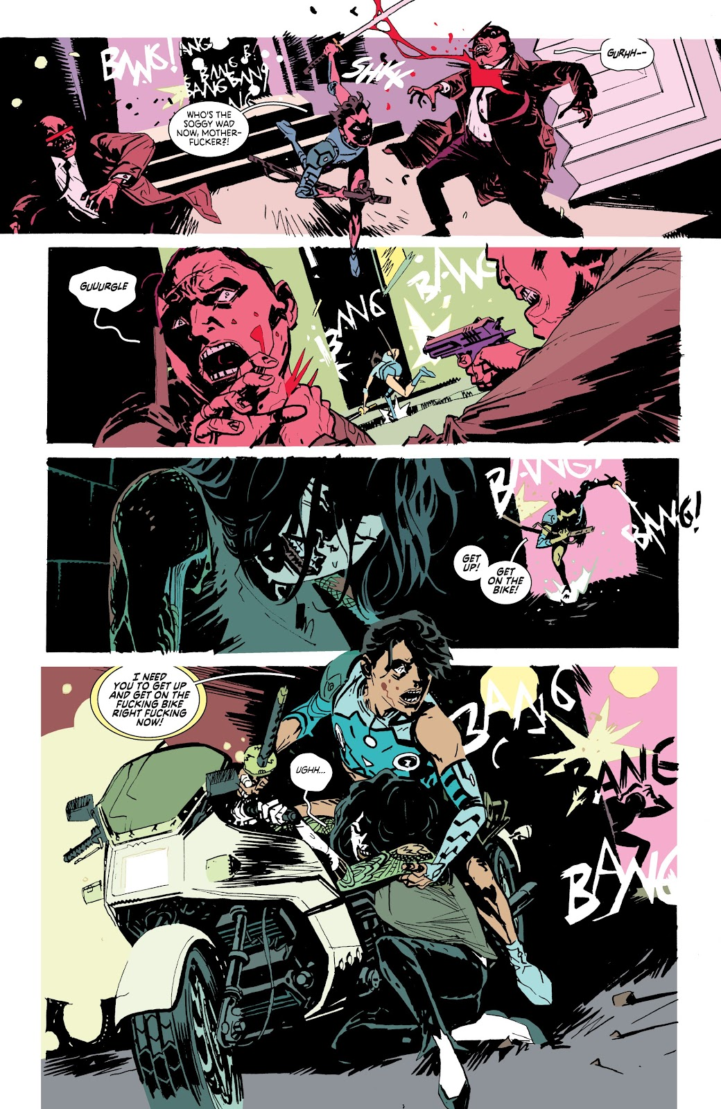 Read online Deadly Class comic -  Issue #37 - 16