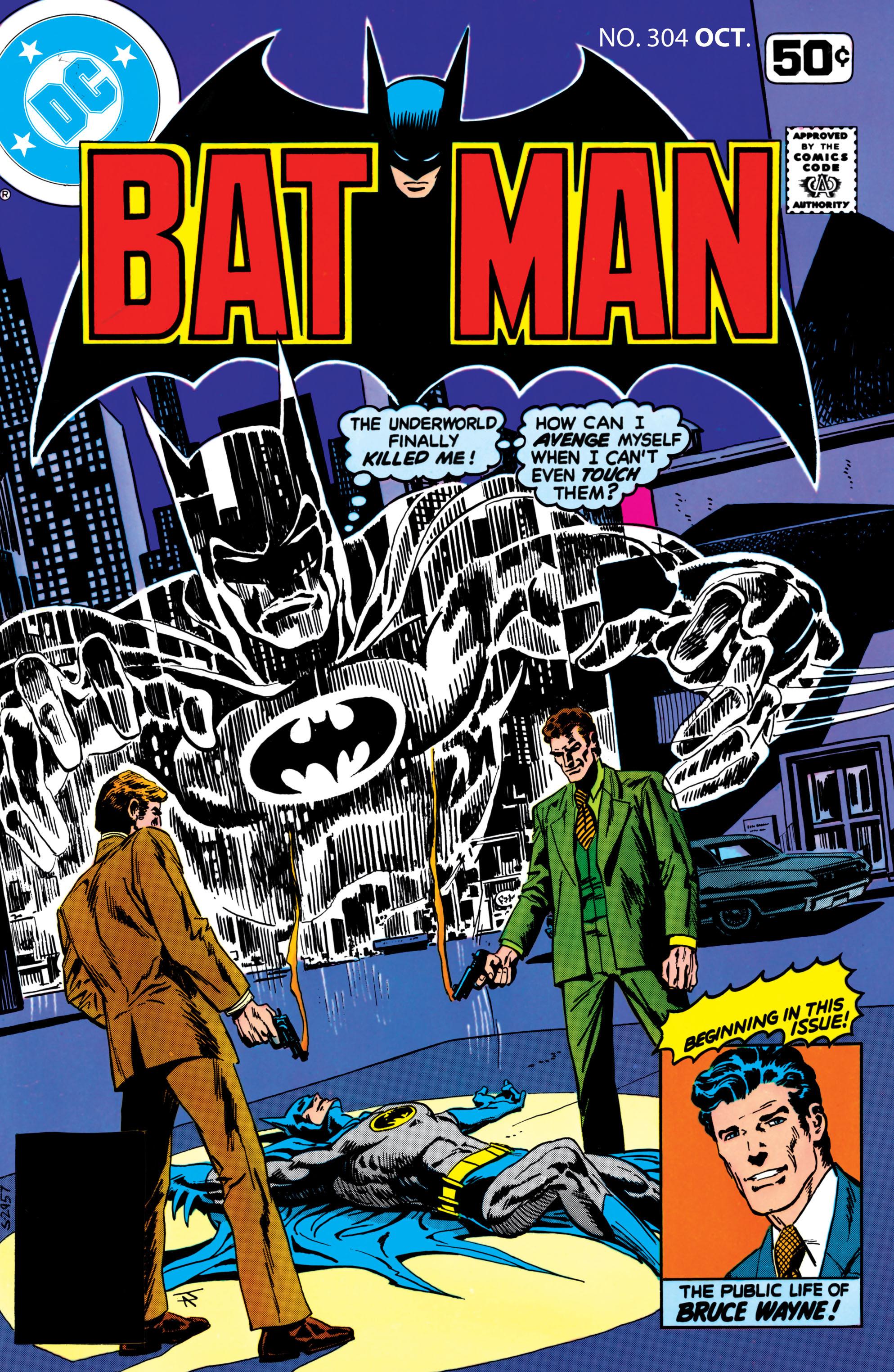 Batman (1940) 304 Page 1