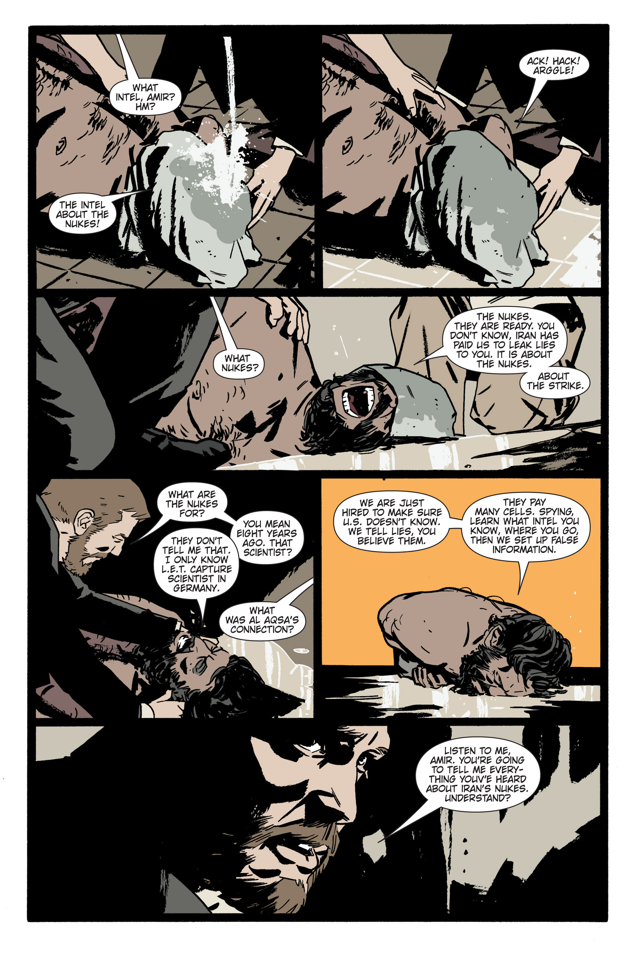 Read online The Activity comic -  Issue #14 - 19