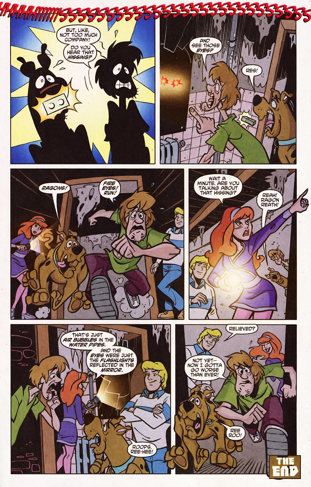 Read online Scooby-Doo (1997) comic -  Issue #138 - 18