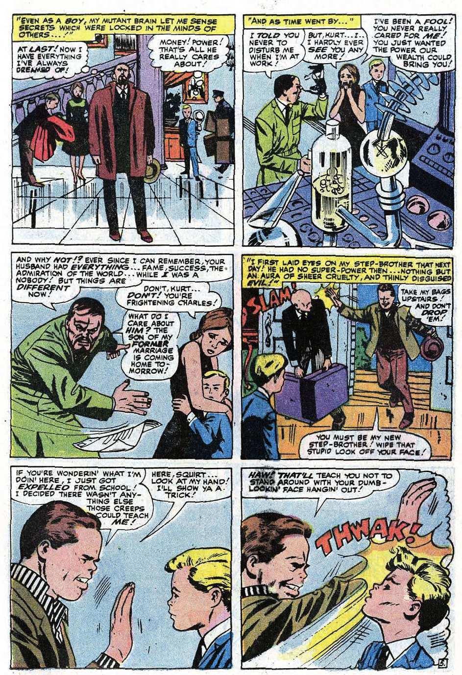 Read online Uncanny X-Men (1963) comic -  Issue #67 - 7