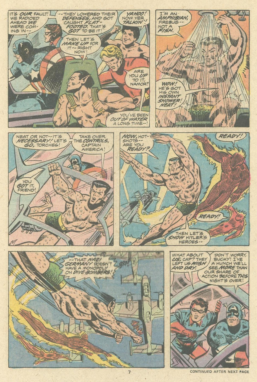 The Invaders (1975) issue 1 - Page 7