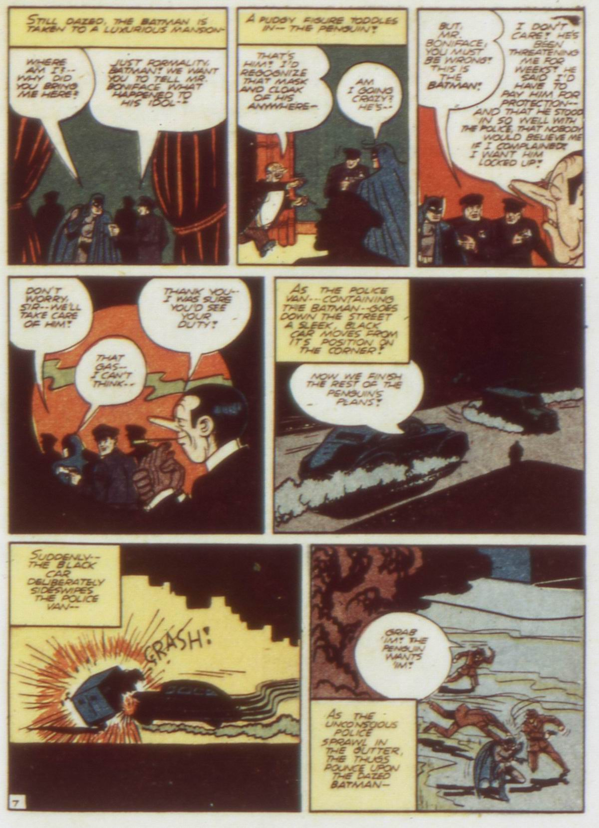 Read online Detective Comics (1937) comic -  Issue #58 - 9