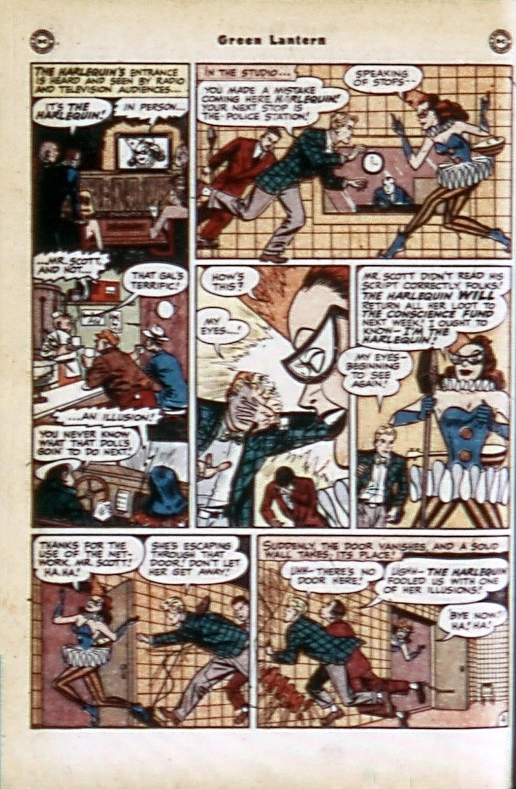 Green Lantern (1941) Issue #32 #32 - English 20