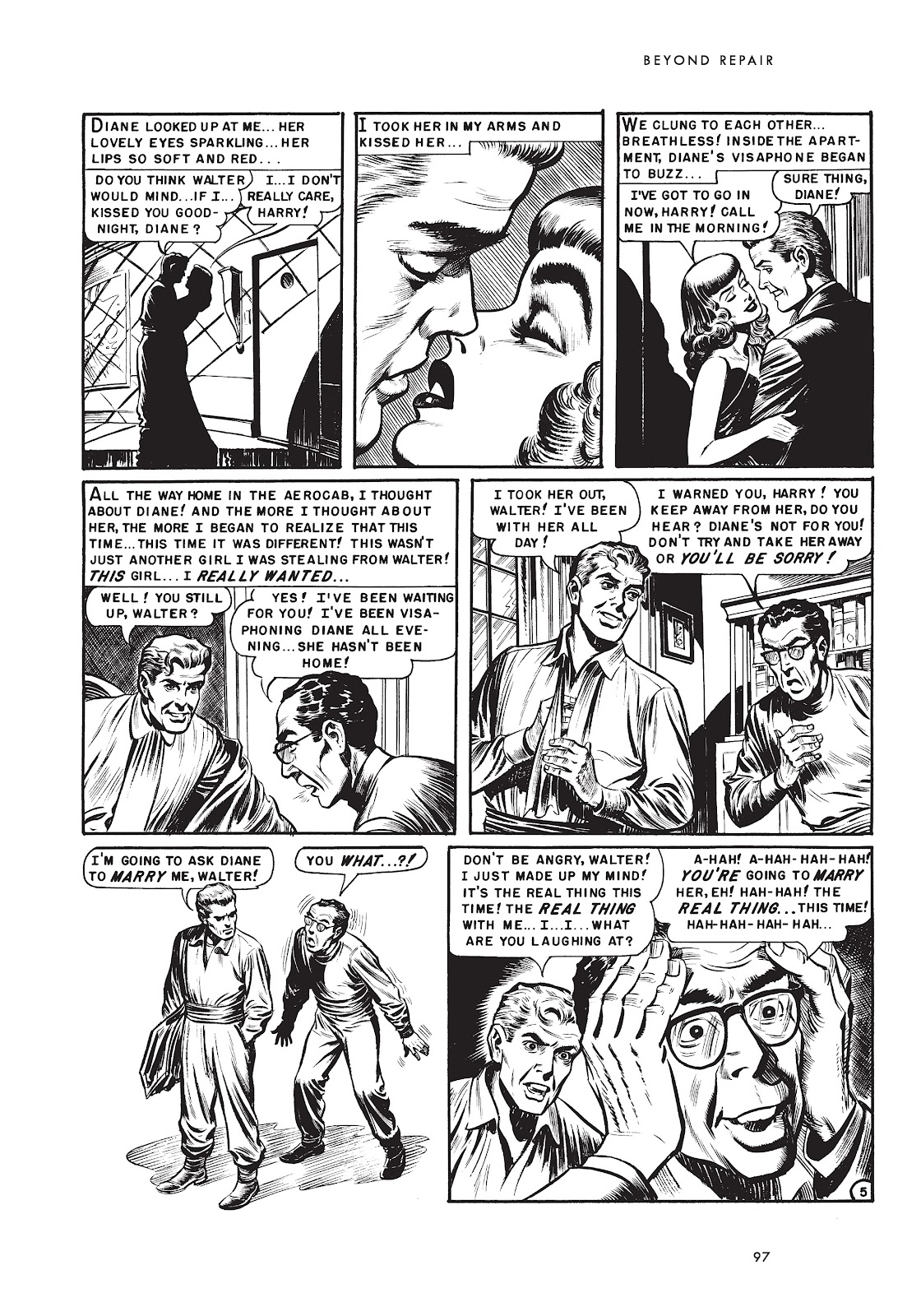 Read online The Martian Monster and Other Stories comic -  Issue # TPB (Part 2) - 12