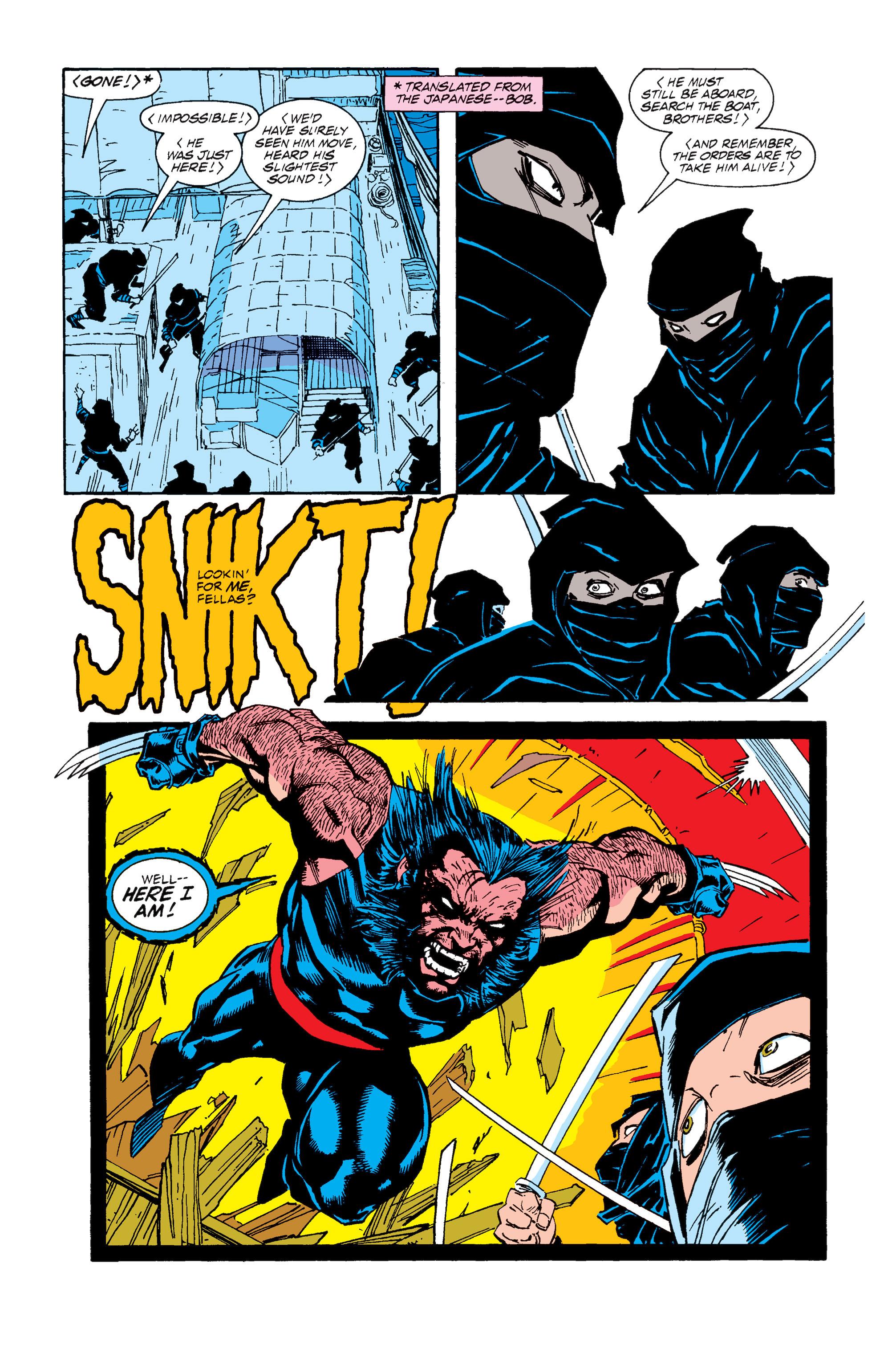 Read online Uncanny X-Men (1963) comic -  Issue #257 - 20