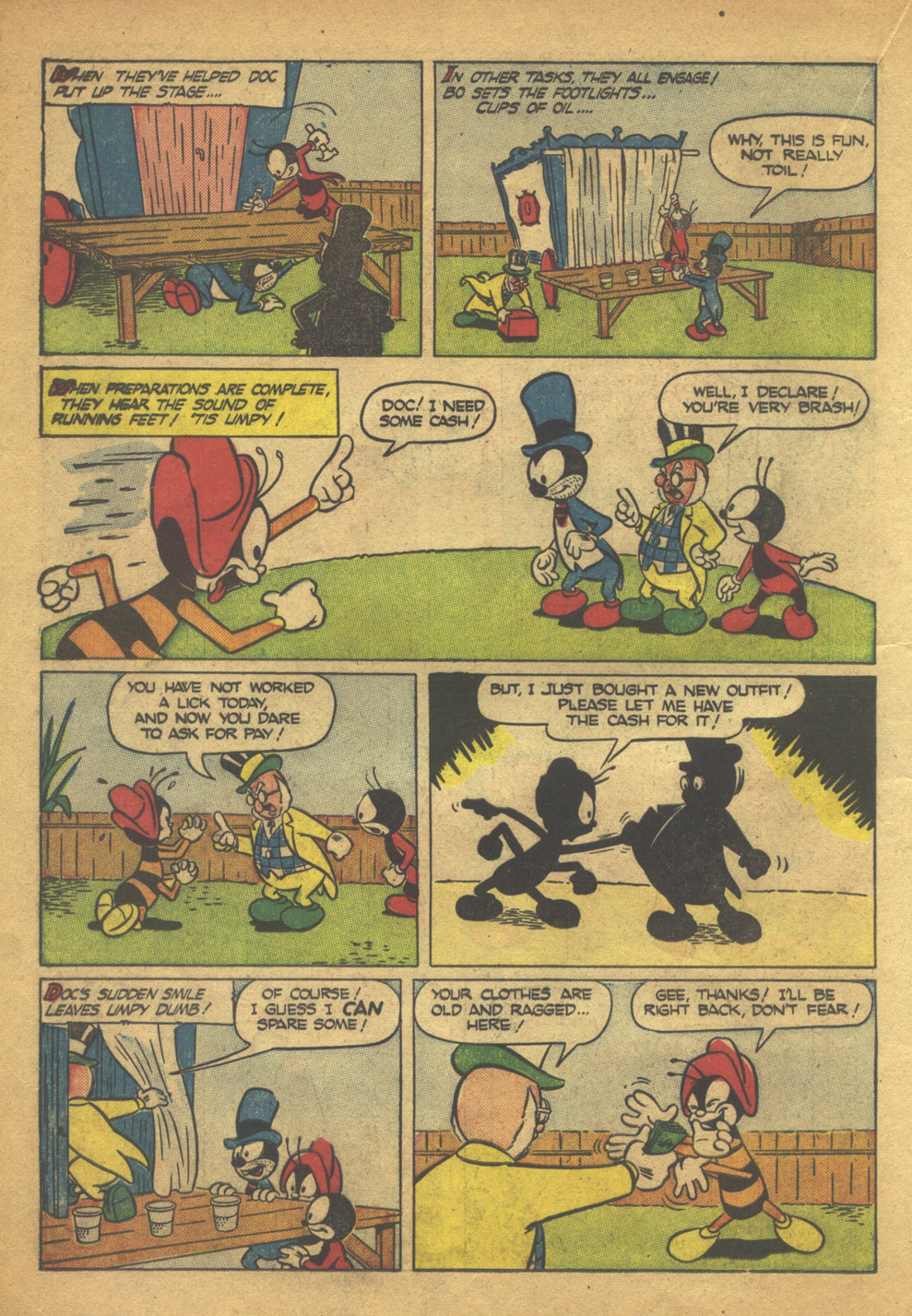 Walt Disney's Comics and Stories issue 103 - Page 26