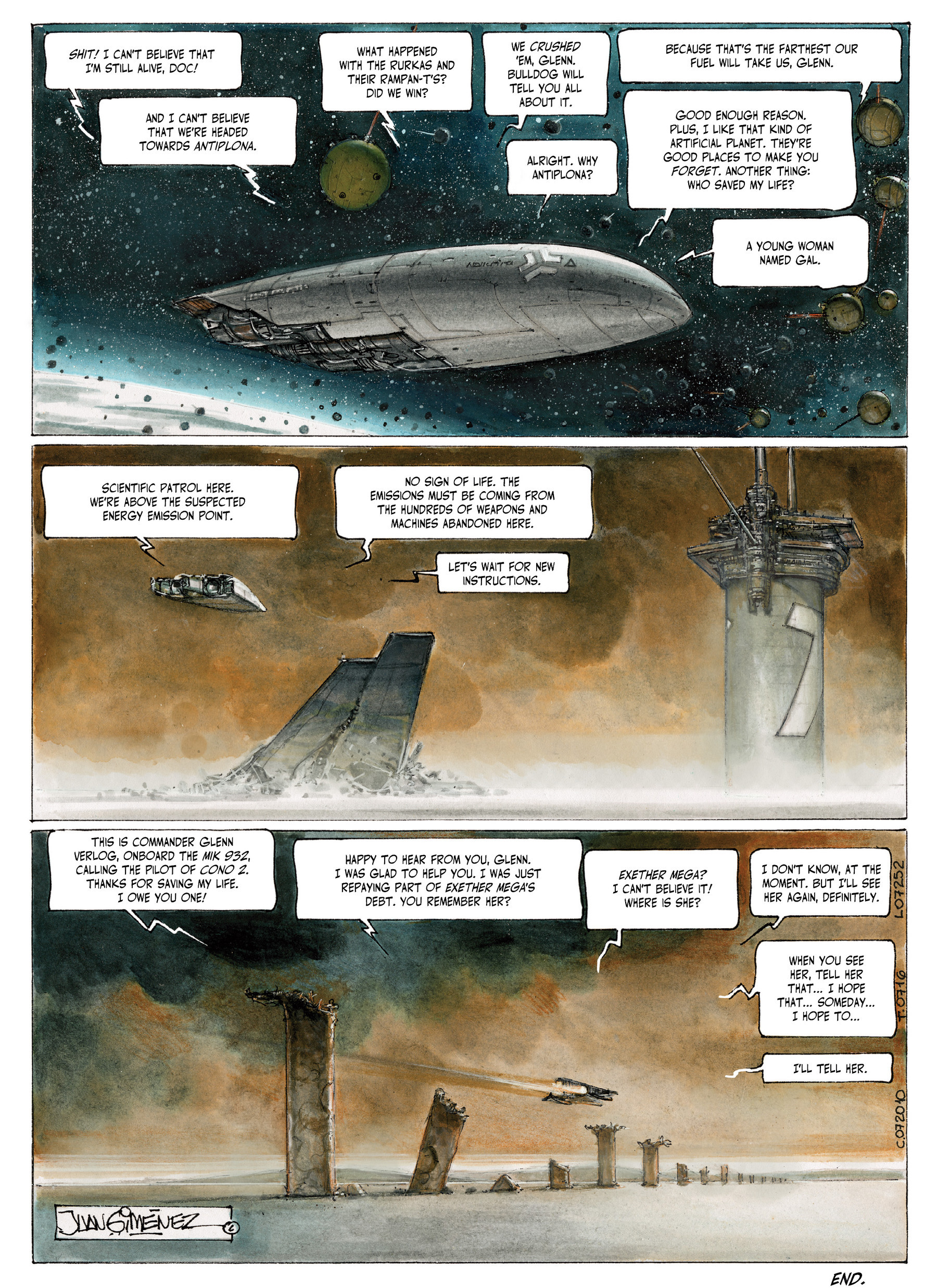 Read online The Fourth Power comic -  Issue #4 - 59