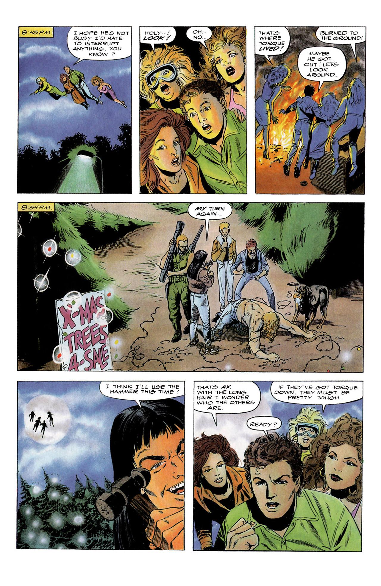 Read online Harbinger (1992) comic -  Issue #4 - 18
