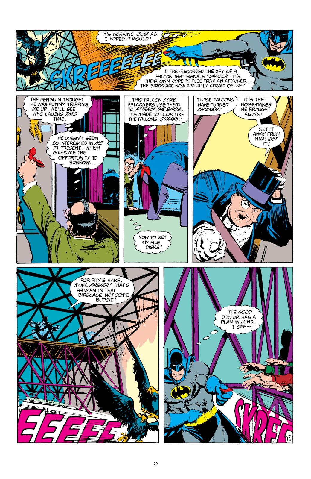 Read online Detective Comics (1937) comic -  Issue # _TPB Batman - The Dark Knight Detective 1 (Part 1) - 22