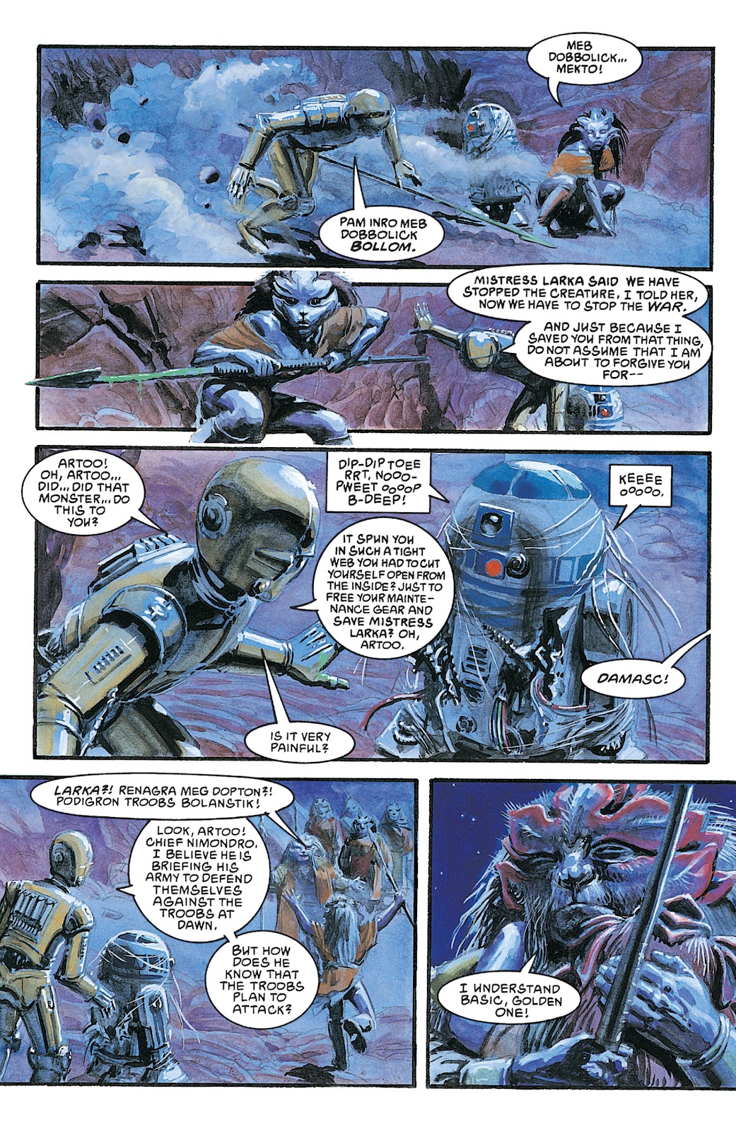 Read online Star Wars Legends Epic Collection: The Empire comic -  Issue # TPB 5 (Part 5) - 23