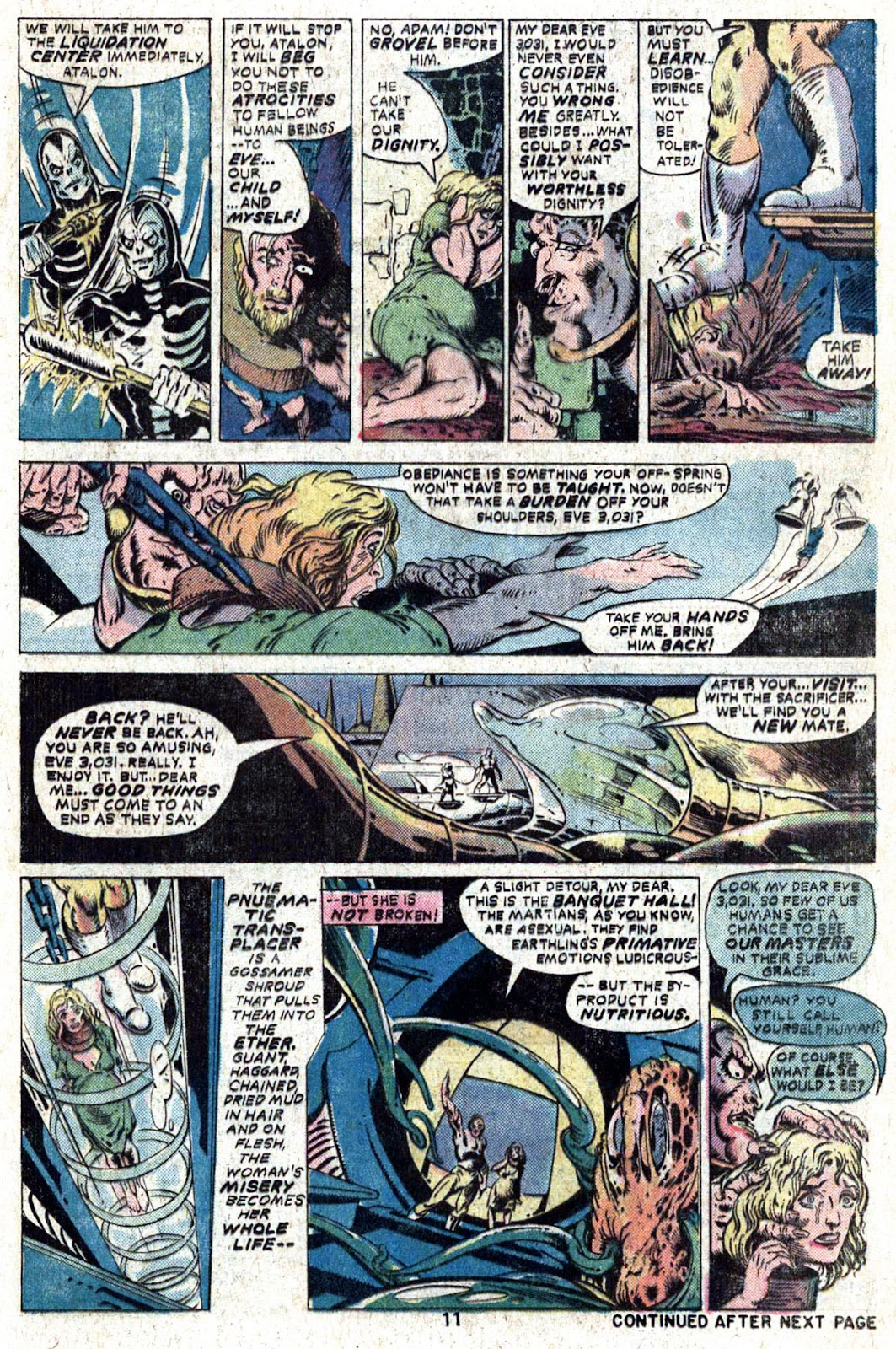 Amazing Adventures (1970) issue 28 - Page 12