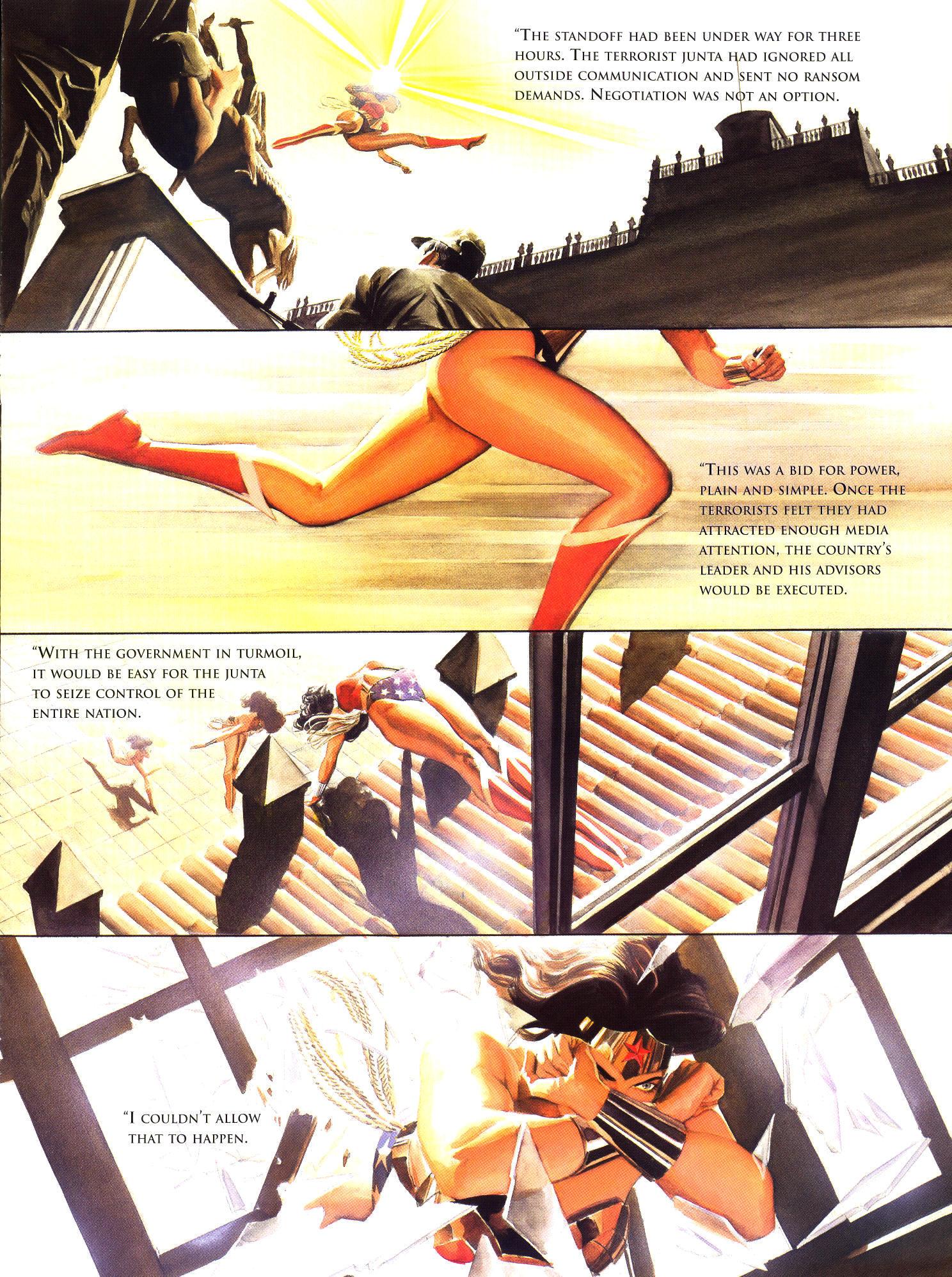 Read online Wonder Woman: Spirit of Truth comic -  Issue # Full - 8