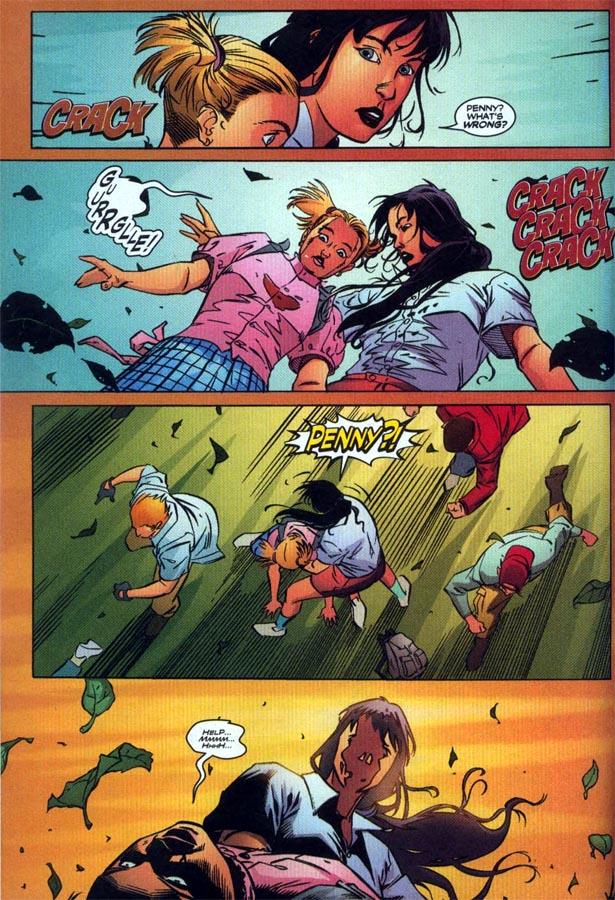 Read online Uncanny X-Men (1963) comic -  Issue # _Annual 2000 - 5