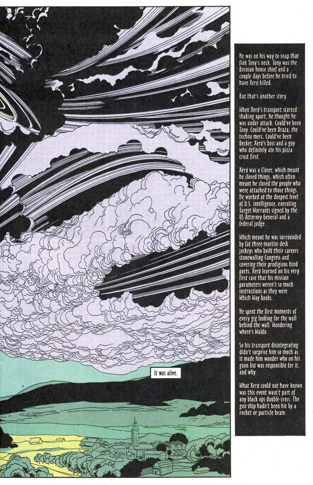 Read online Xero comic -  Issue #6 - 6