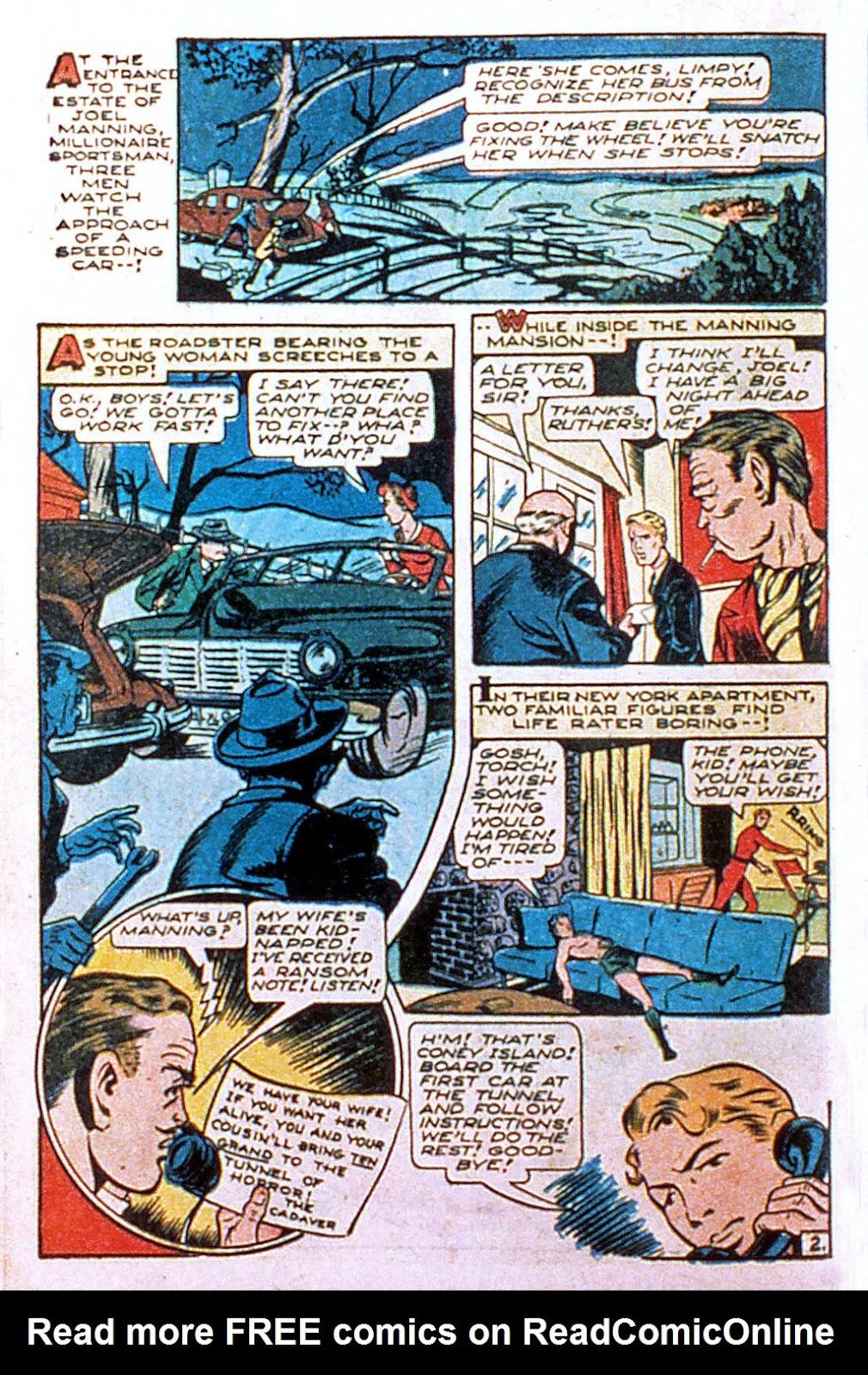 Read online Mystic Comics (1944) comic -  Issue #2 - 20