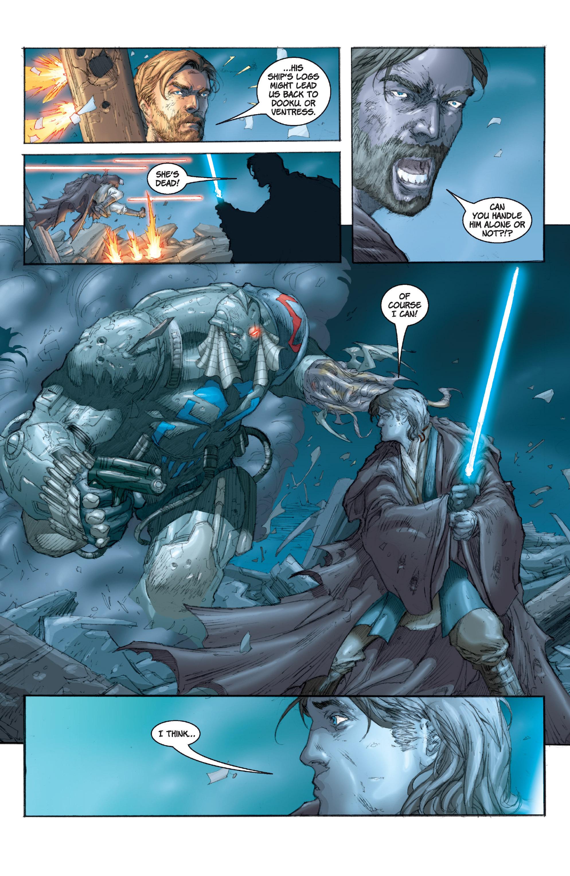 Read online Star Wars Omnibus comic -  Issue # Vol. 26 - 120
