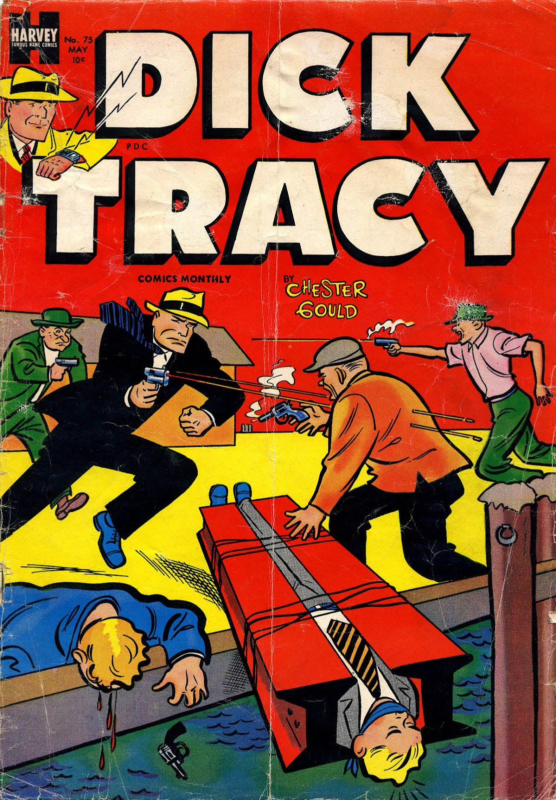Dick Tracy (1950) 75 Page 1