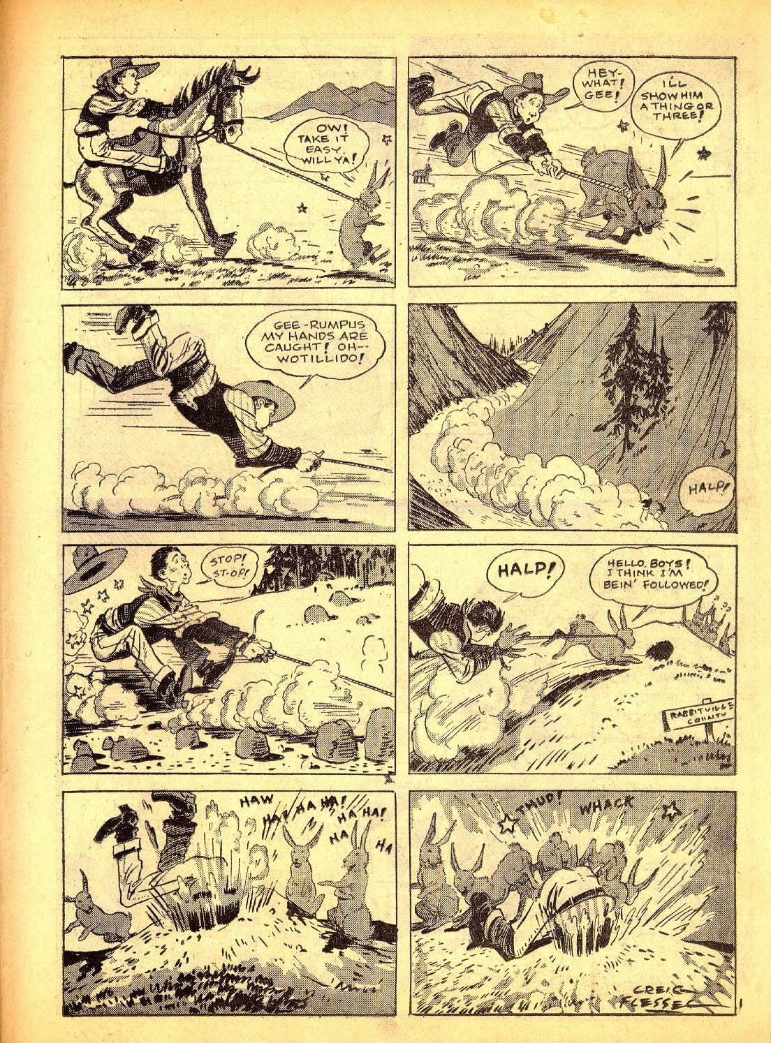 Double Action Comics issue 2 - Page 61