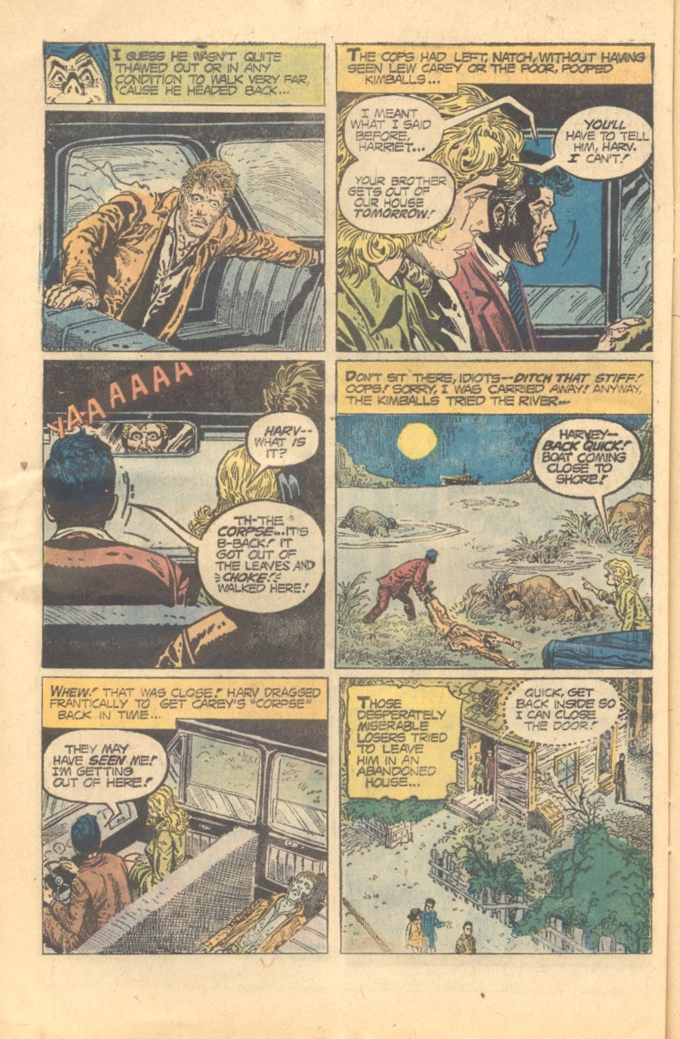 The Witching Hour (1969) issue 60 - Page 10