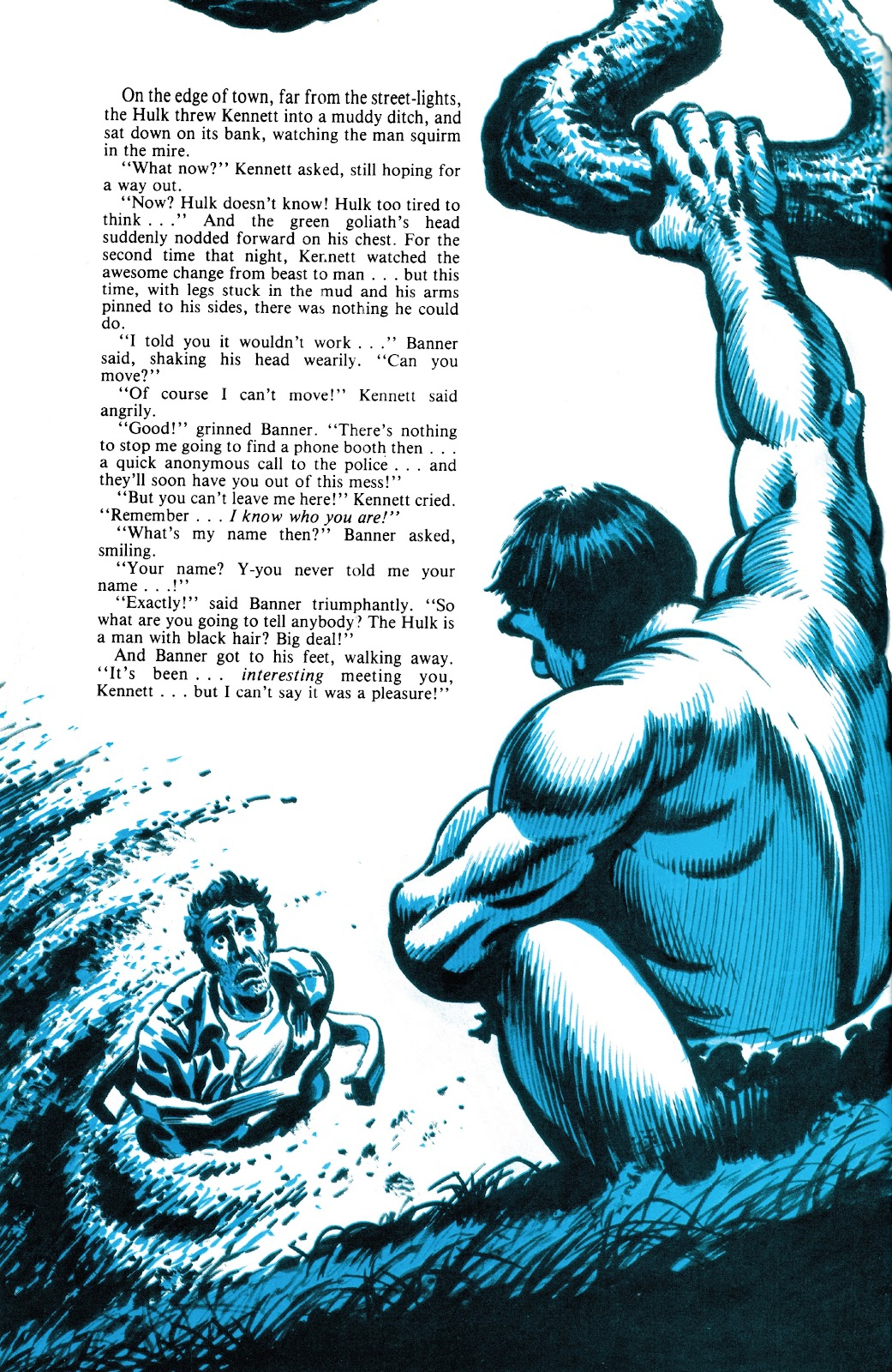 Read online Hulk: From The Marvel UK Vaults comic -  Issue # TPB (Part 2) - 66