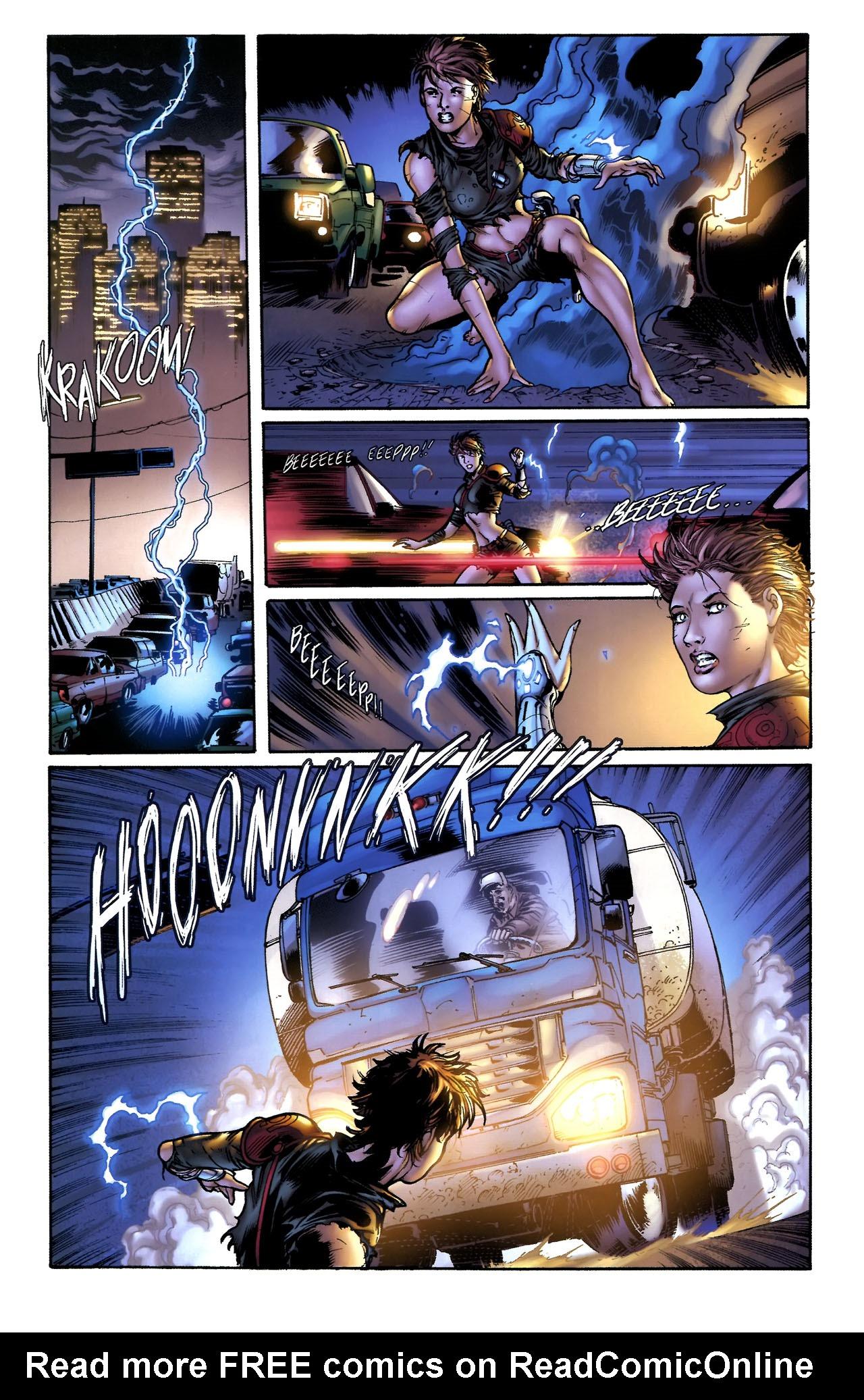 Read online True Blood (2010) comic -  Issue #5 - 29