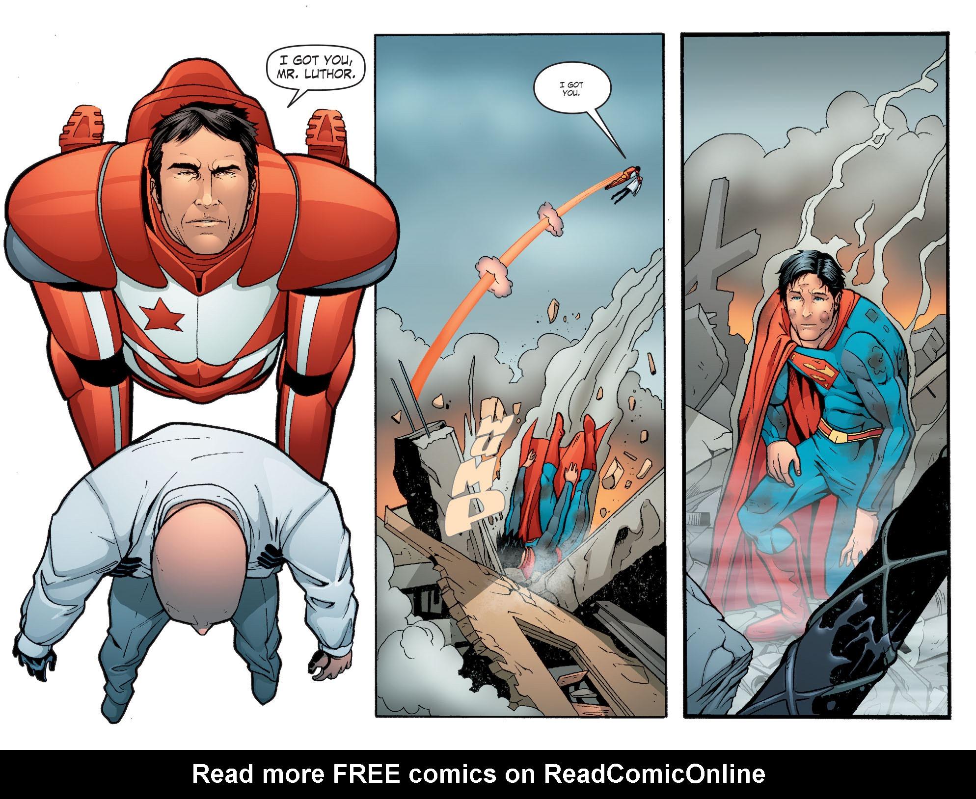 Read online Smallville: Alien comic -  Issue #11 - 21