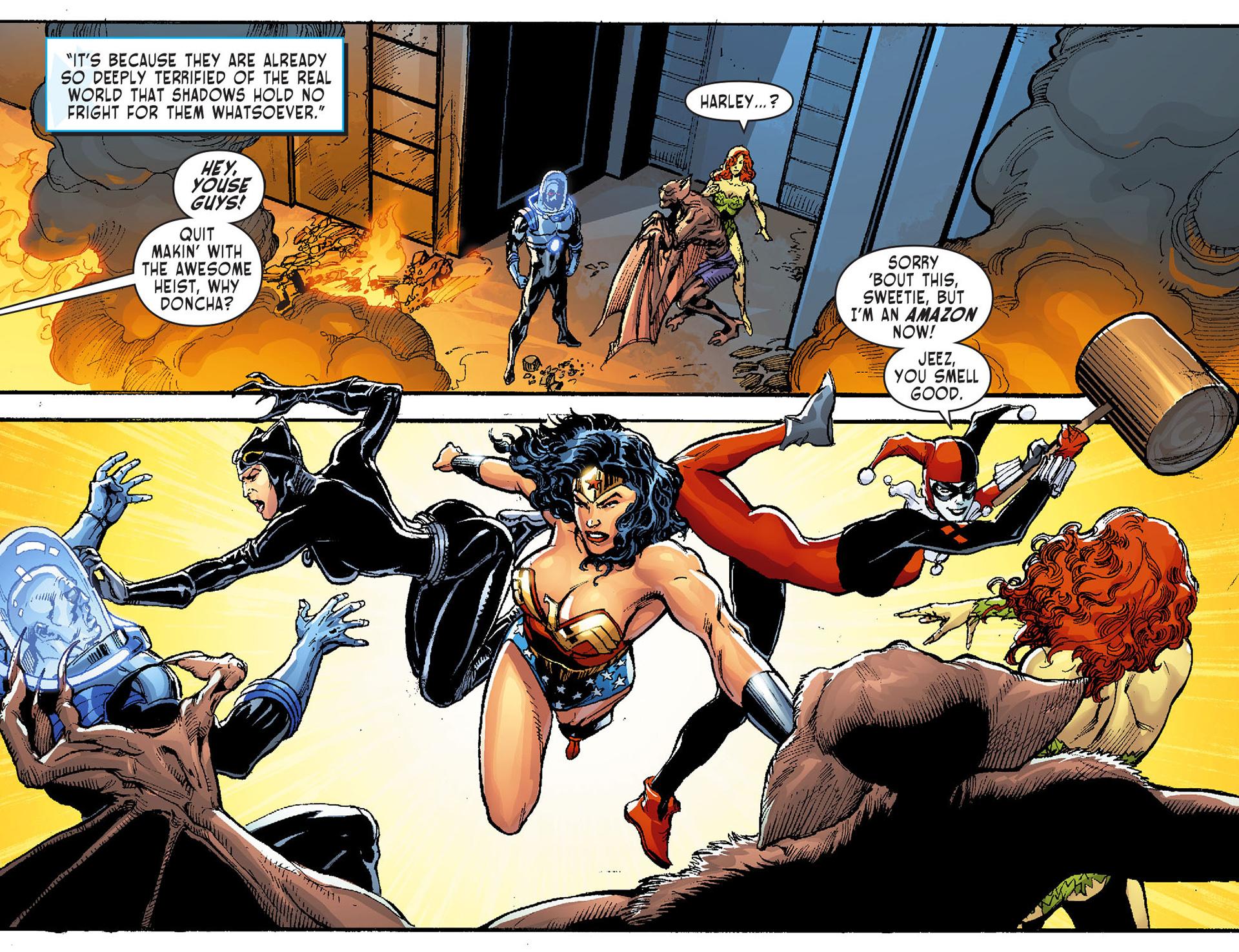 Read online Sensation Comics Featuring Wonder Woman comic -  Issue #2 - 15