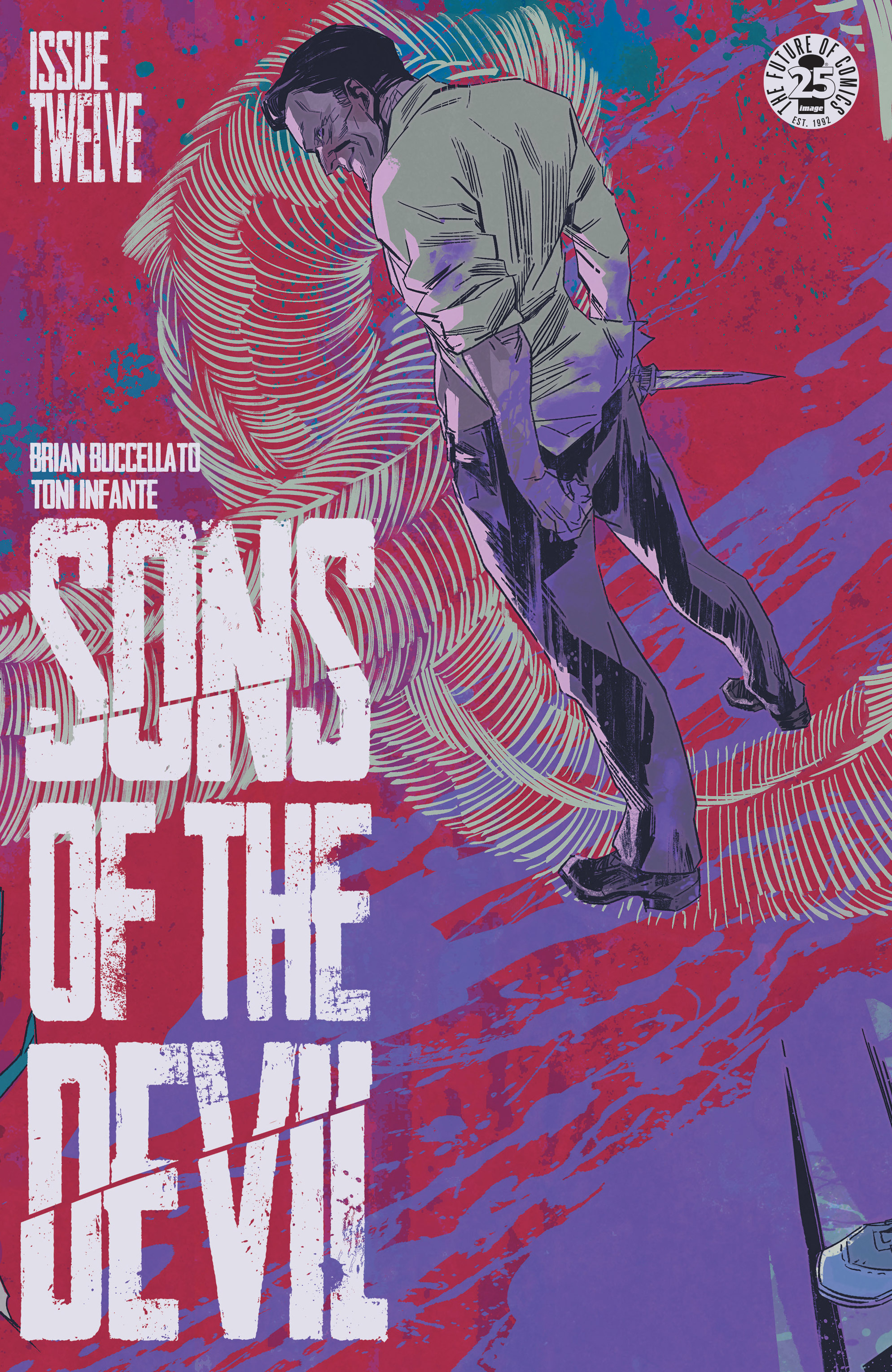 Read online Sons of the Devil comic -  Issue #12 - 1