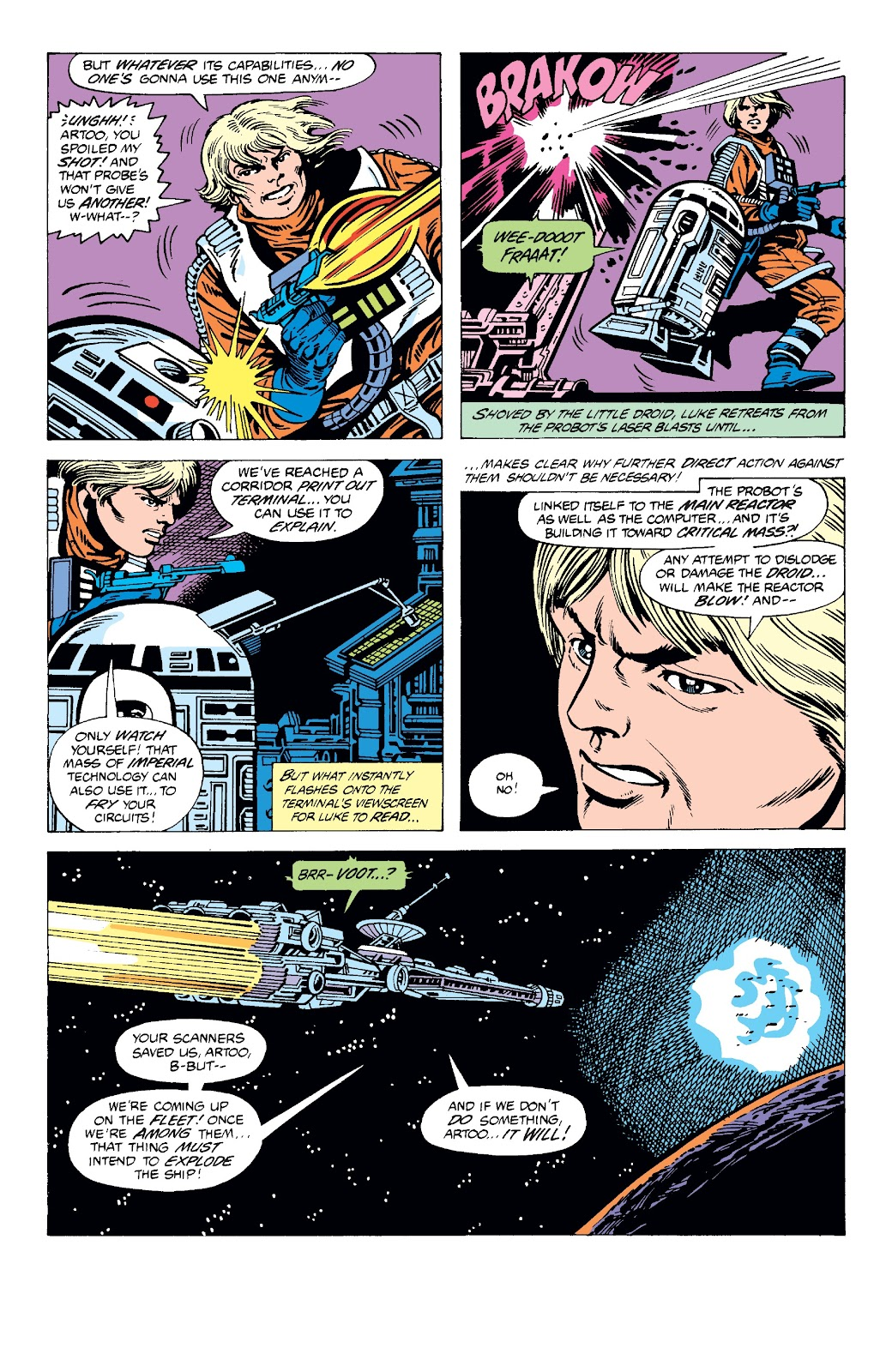 Read online Star Wars Legends: The Original Marvel Years - Epic Collection comic -  Issue # TPB 3 (Part 2) - 29