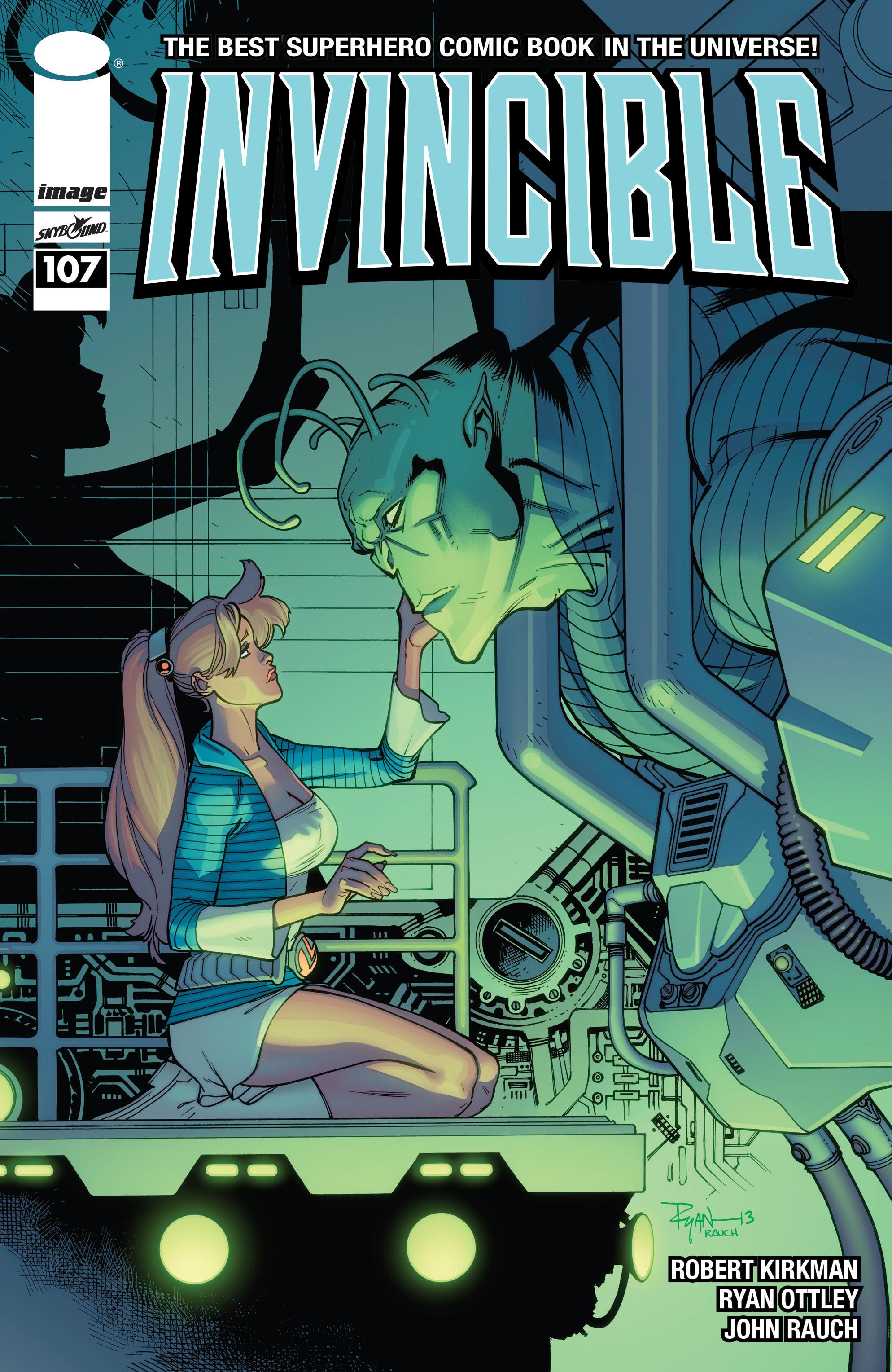 Invincible 107 Page 1