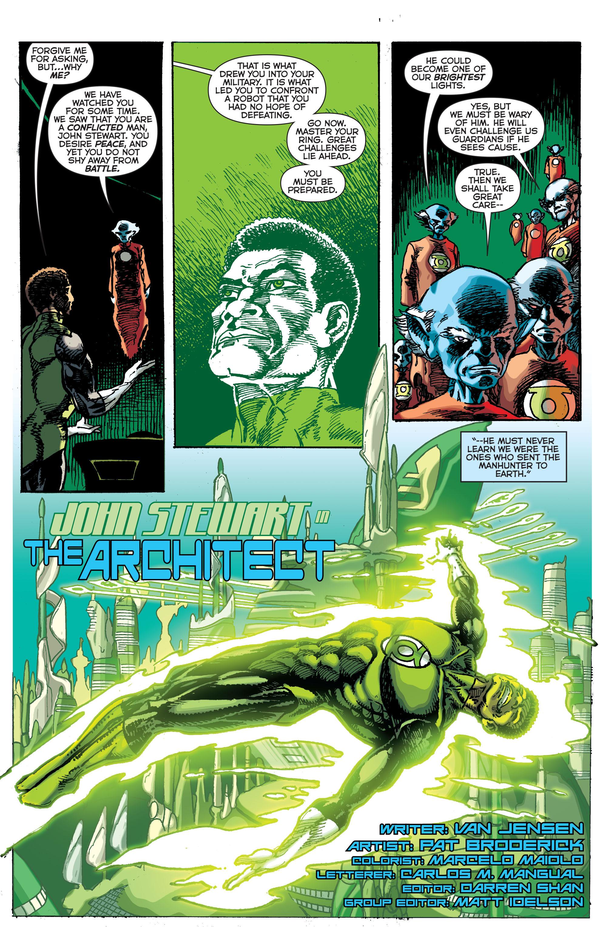 Read online Secret Origins (2014) comic -  Issue #9 - 37