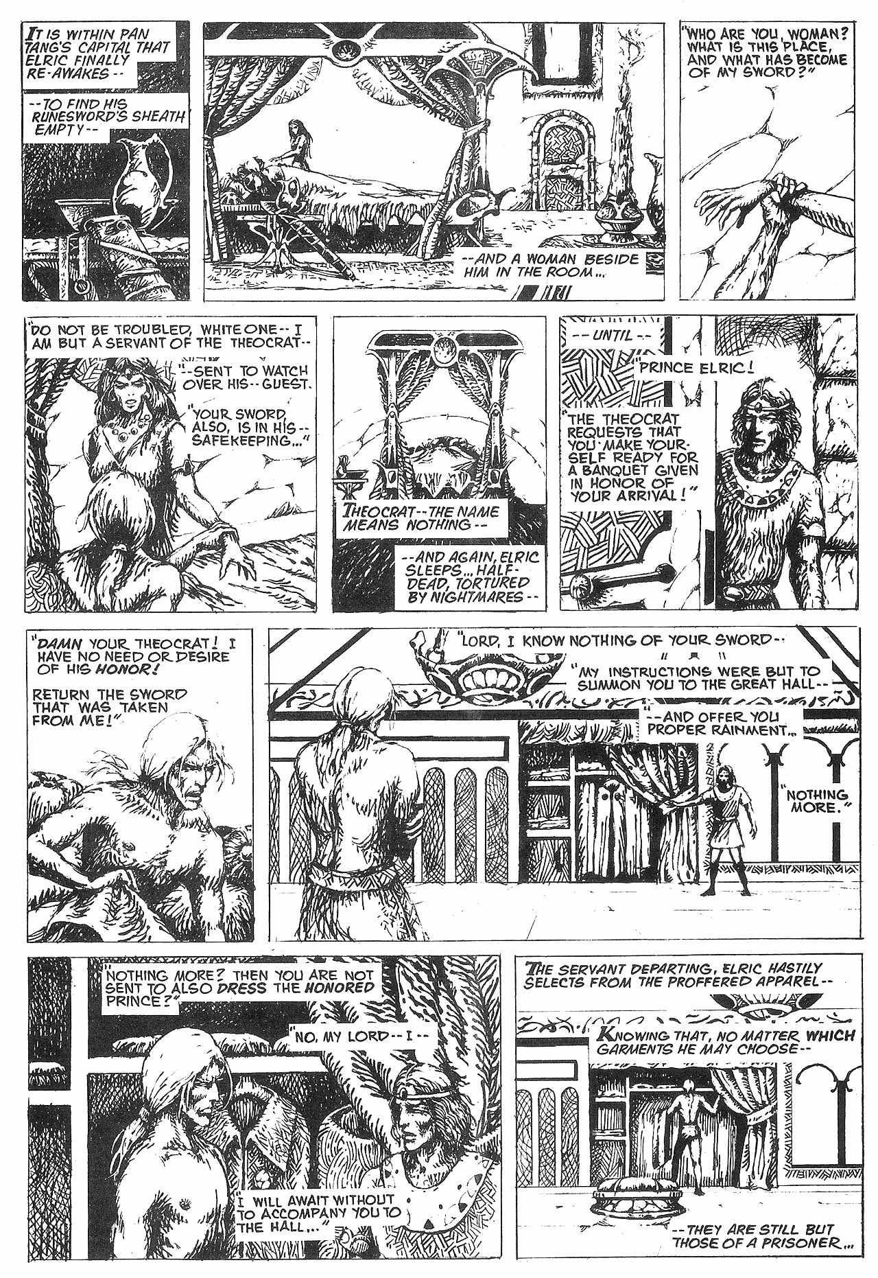 Read online Star*Reach comic -  Issue #6 - 34