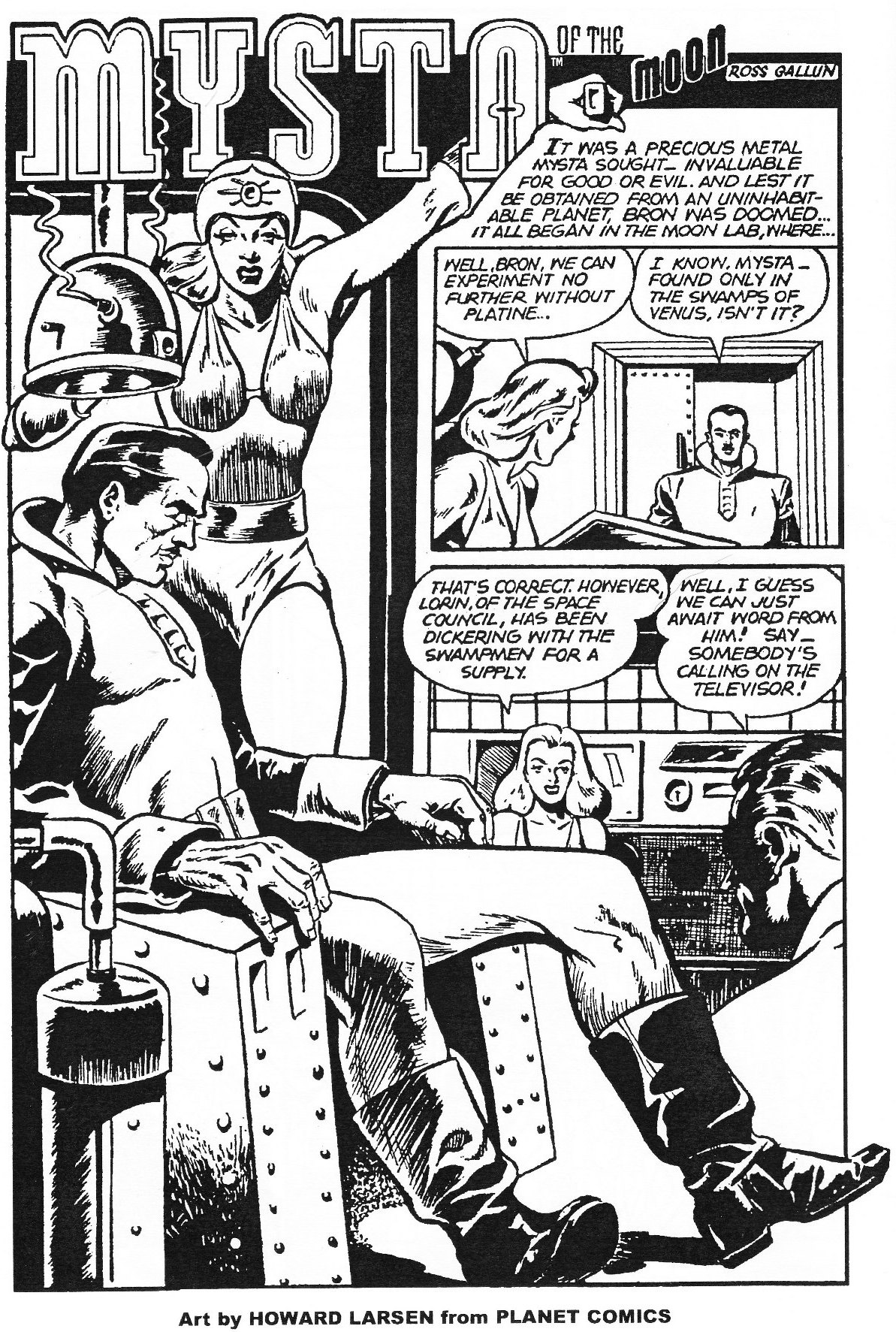Read online Men of Mystery Comics comic -  Issue #82 - 80