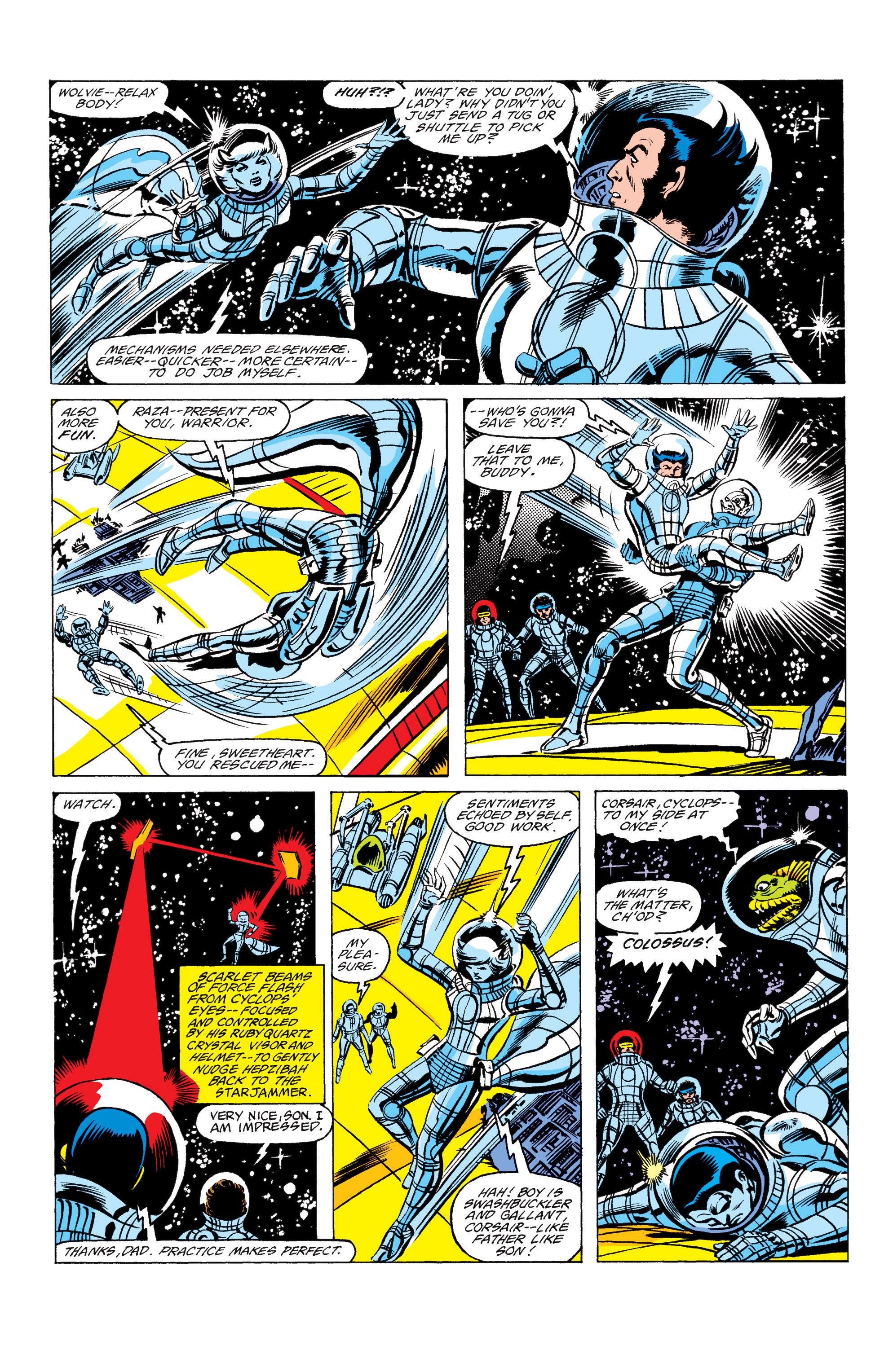 Read online Uncanny X-Men (1963) comic -  Issue #157 - 5