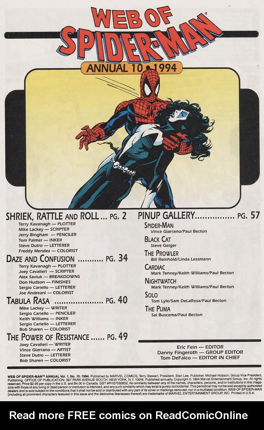 Web of Spider-Man (1985) _Annual 10 #10 - English 2