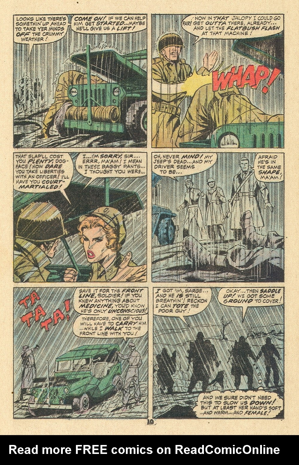 Read online Sgt. Fury comic -  Issue #110 - 12