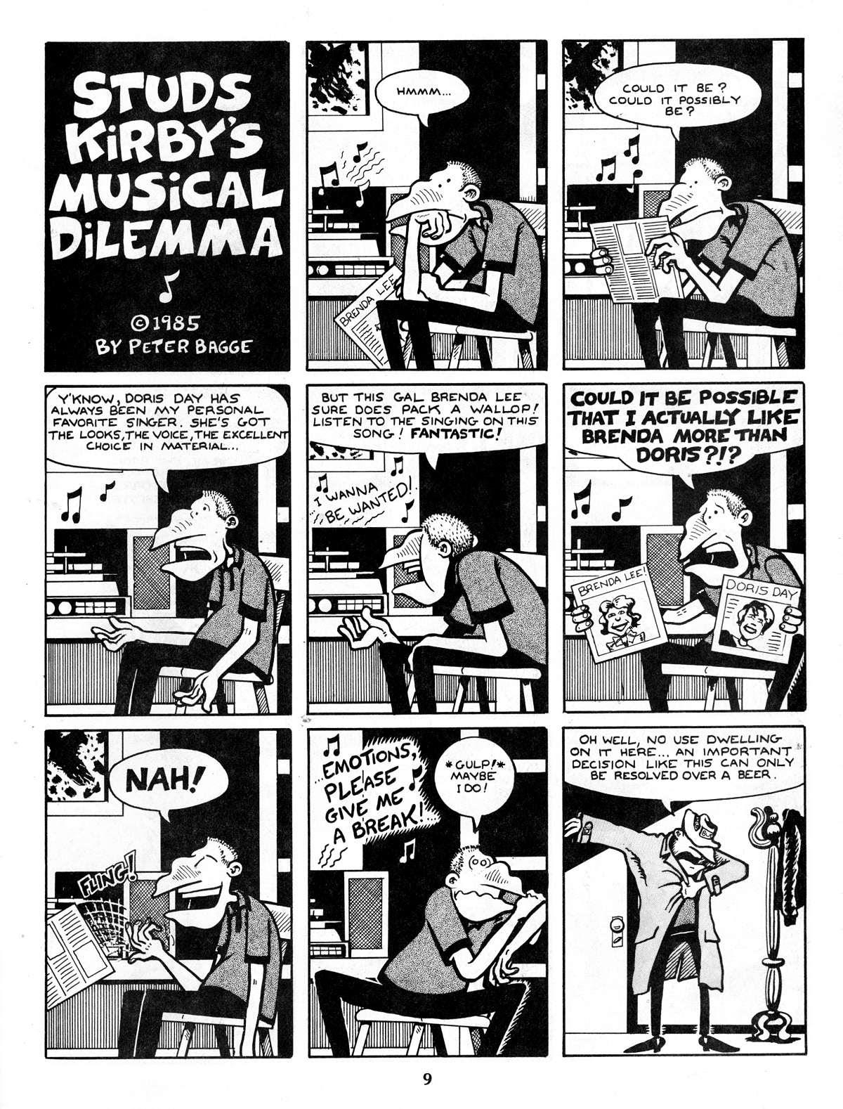 Read online Neat Stuff comic -  Issue #3 - 11