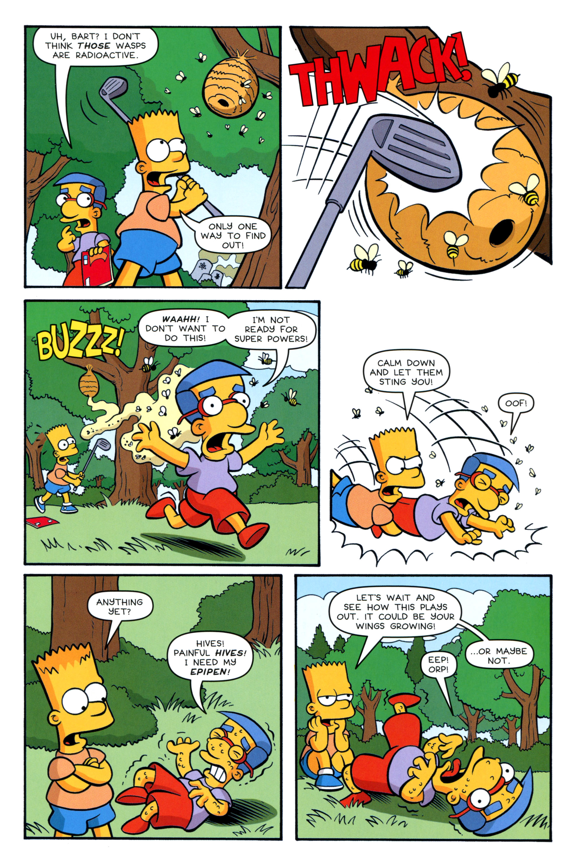 Read online Simpsons Comics Presents Bart Simpson comic -  Issue #86 - 23