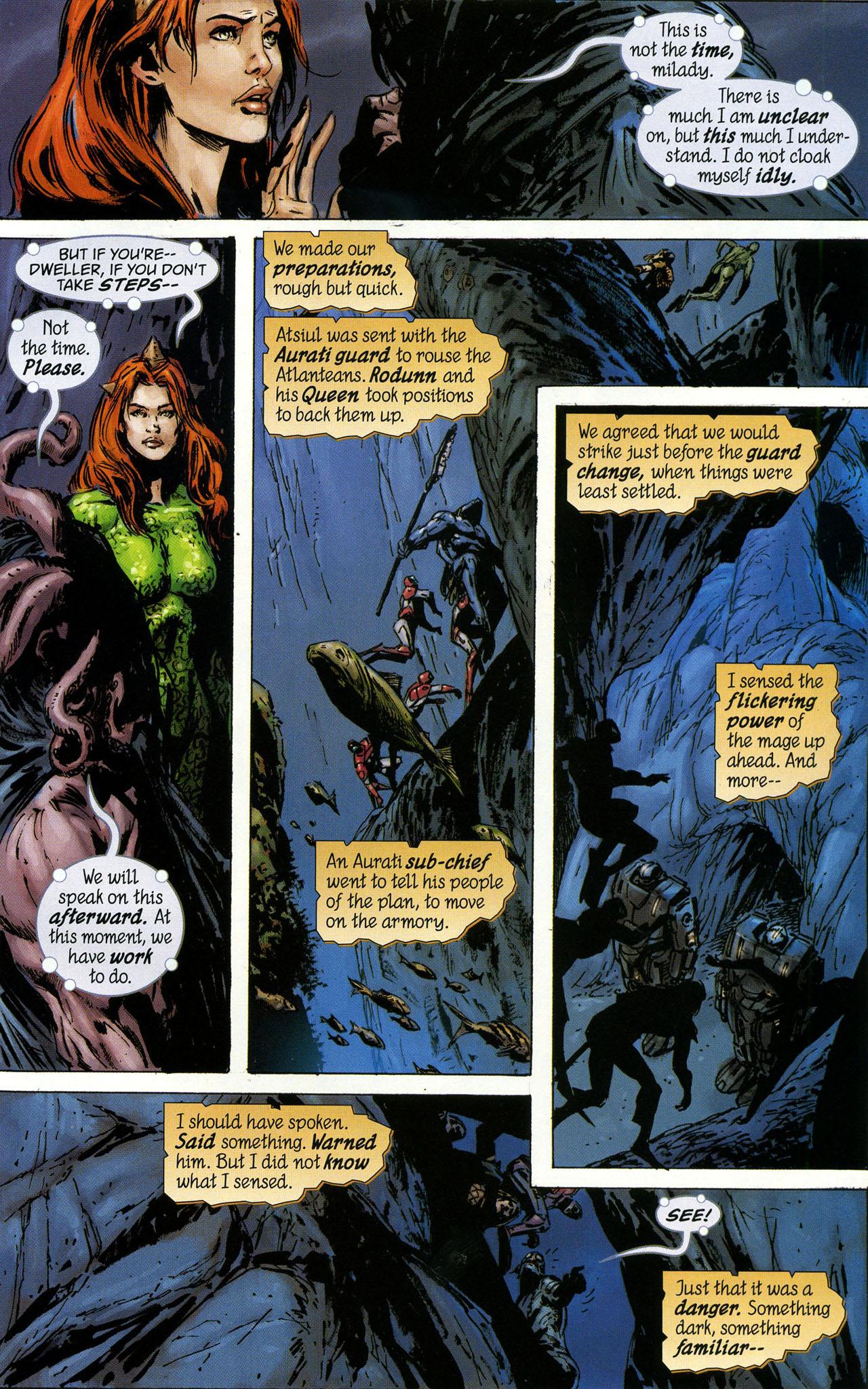 Read online Aquaman: Sword of Atlantis comic -  Issue #44 - 16